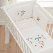 Moses Basket , Crib & Pram Bedding