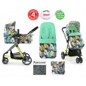 3 Wheeler pushchairs