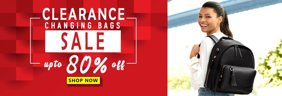 Clearance Changing Bags