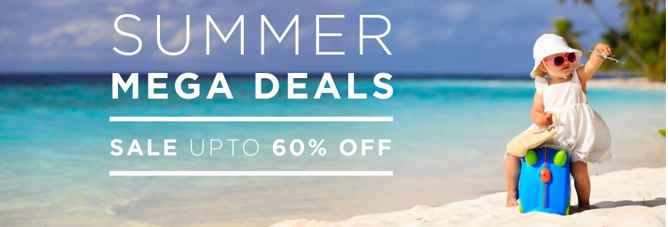 Our summer sale is now on