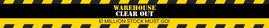 Warehouse Clear Out Sale