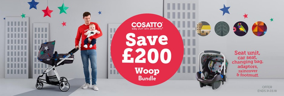 Cosatto Woop Offer
