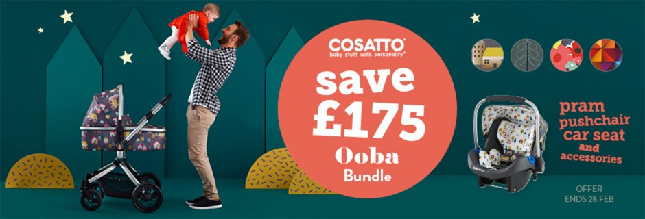 Cosatto Ooba Offer