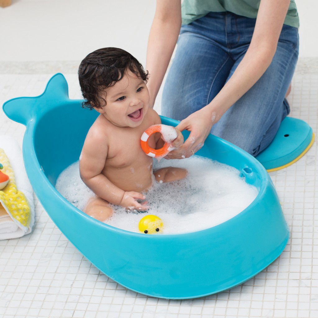 Skip Hop Moby Smart Sling 3 Stage Bathtub Buy At Online4baby
