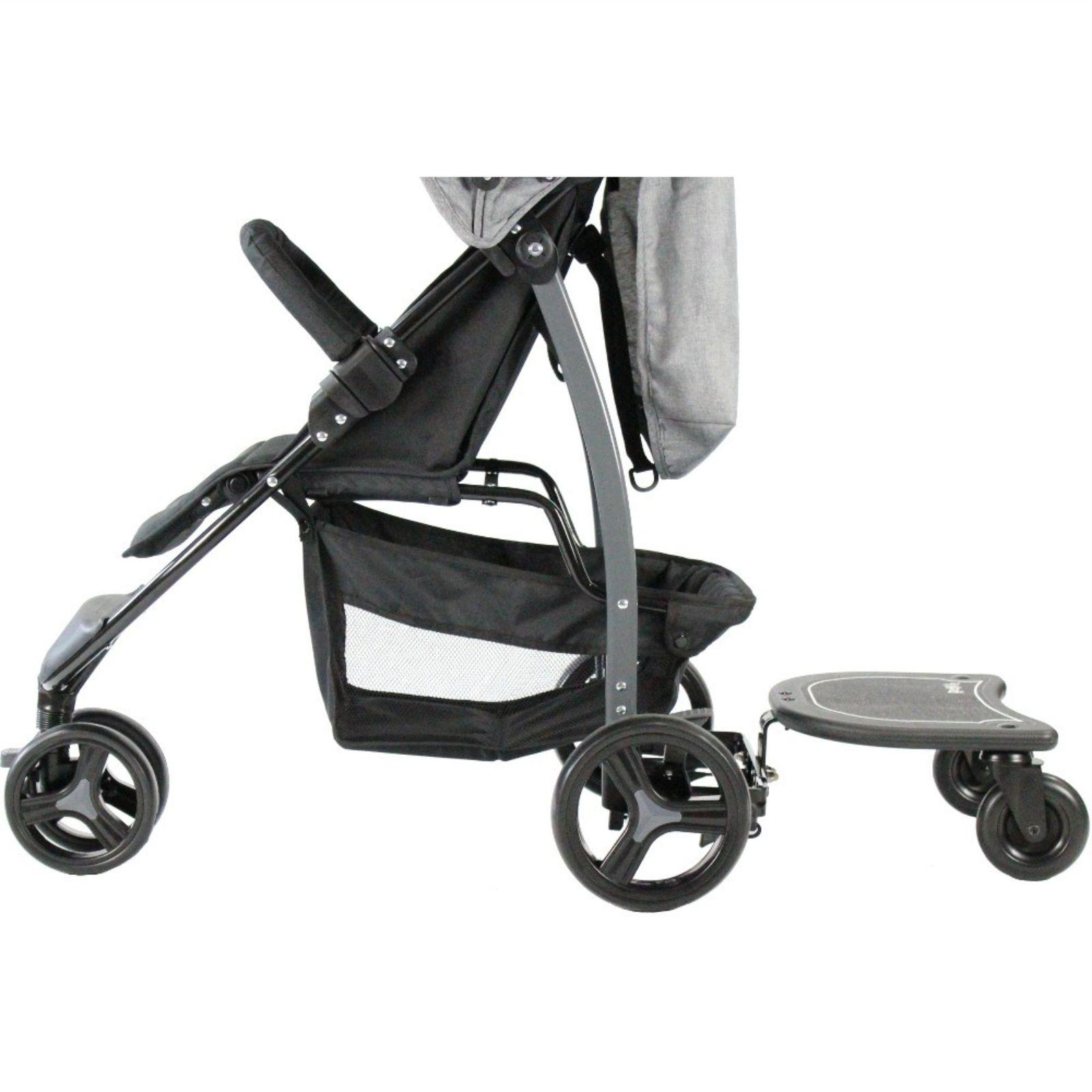 Red Kite Junior Rider Stroller Board Black Buy At