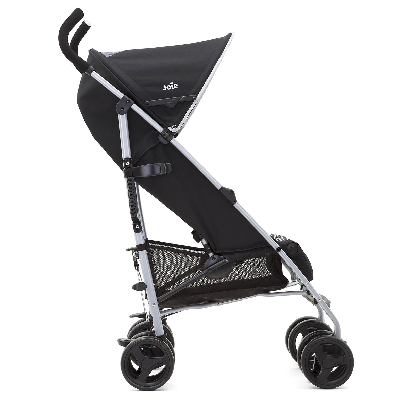 new joie skewed lines caviar nitro stroller pushchair baby buggy ebay. Black Bedroom Furniture Sets. Home Design Ideas