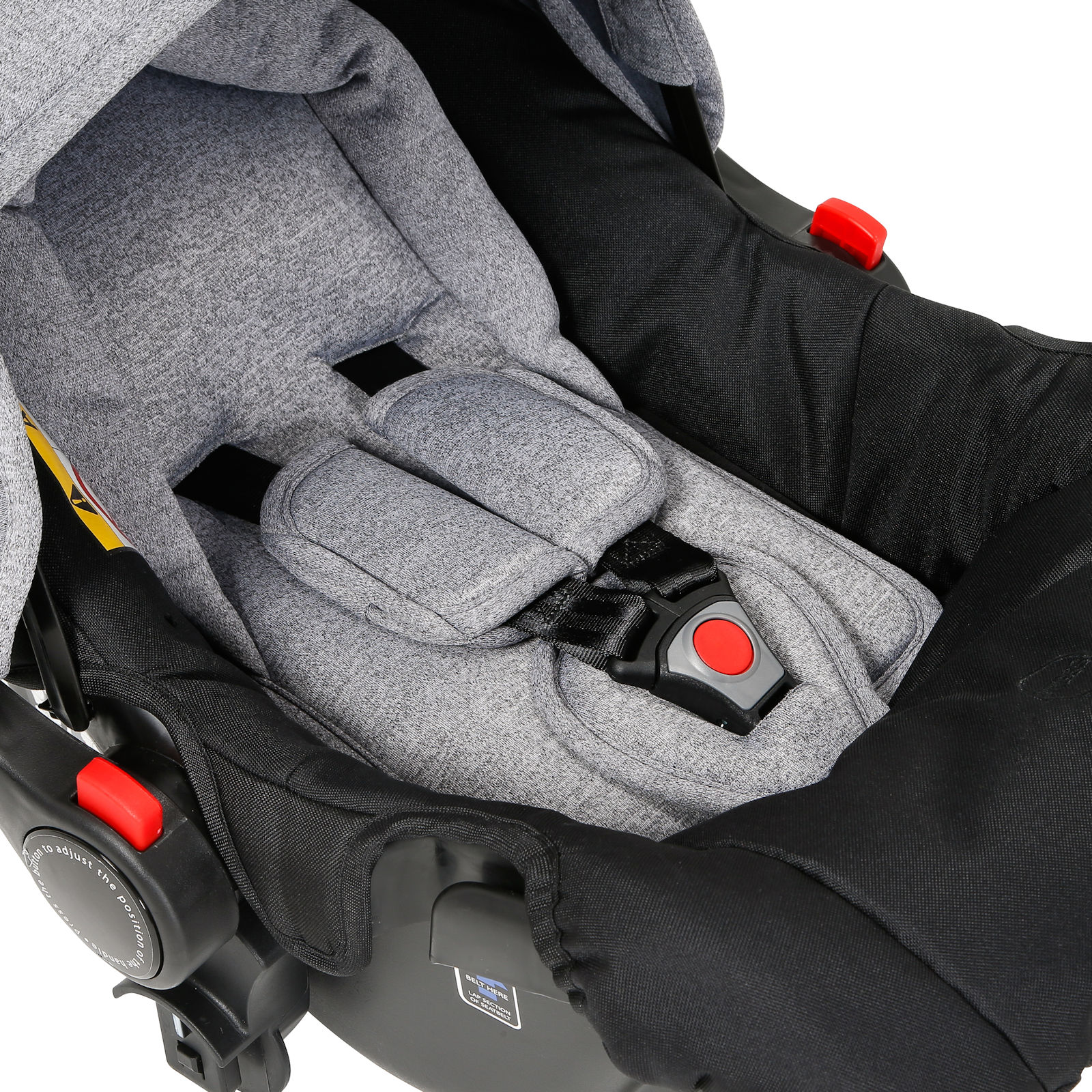 My Child Easy Twin 0+ Car Seat - Grey | Buy at Online4baby