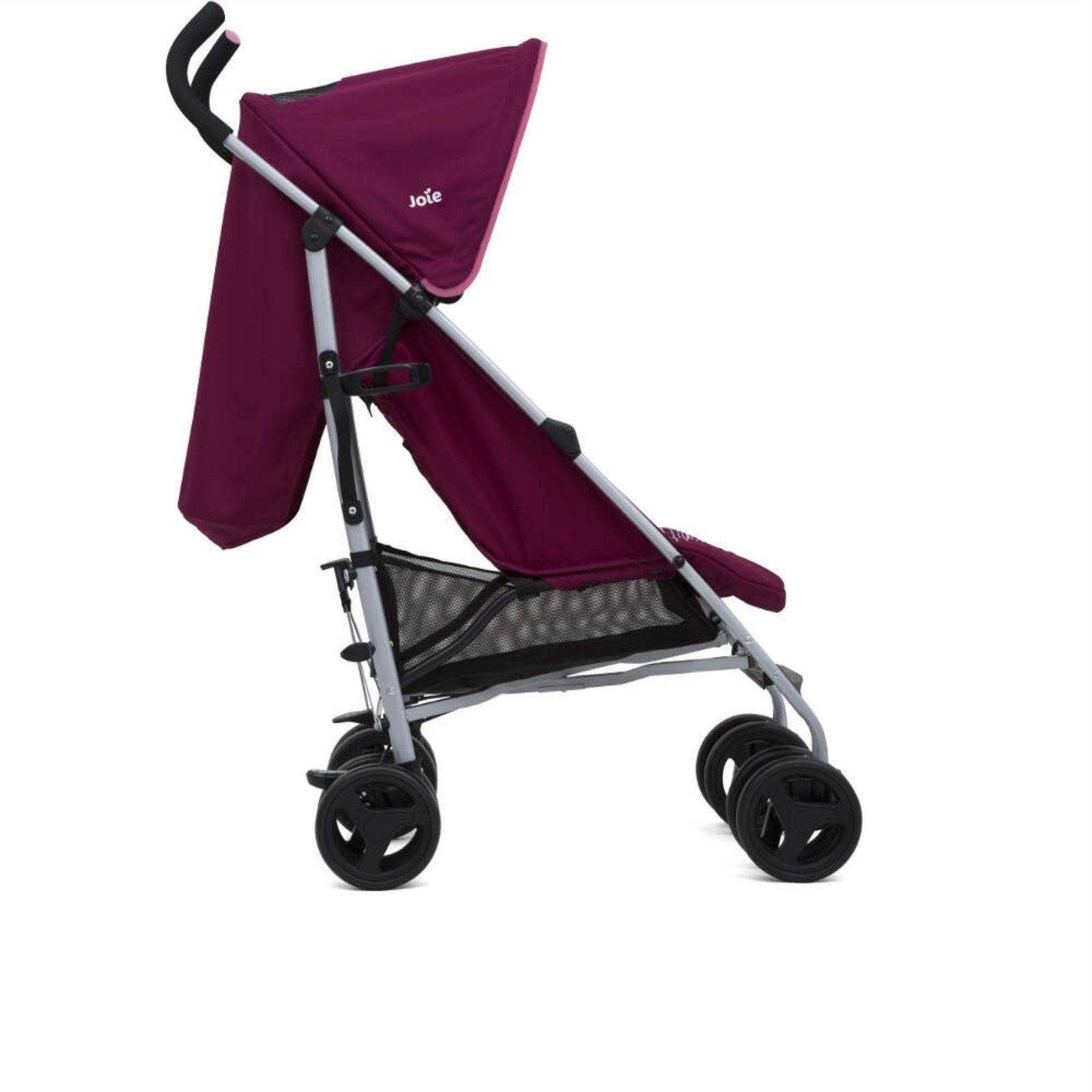 joie nitro pushchair stroller skewed lines pink buy at online4baby. Black Bedroom Furniture Sets. Home Design Ideas