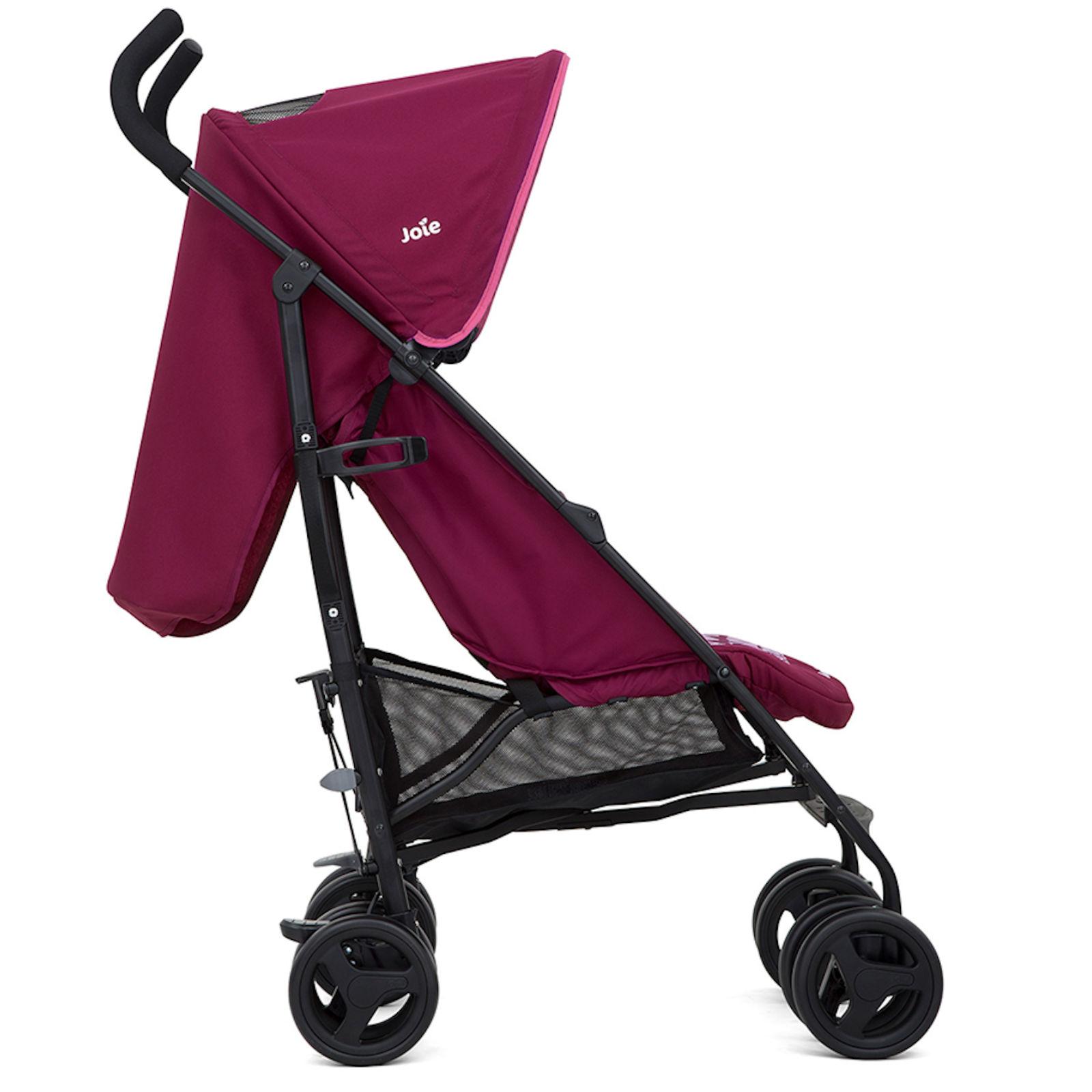 joie nitro stroller wave magenta buy at online4baby. Black Bedroom Furniture Sets. Home Design Ideas