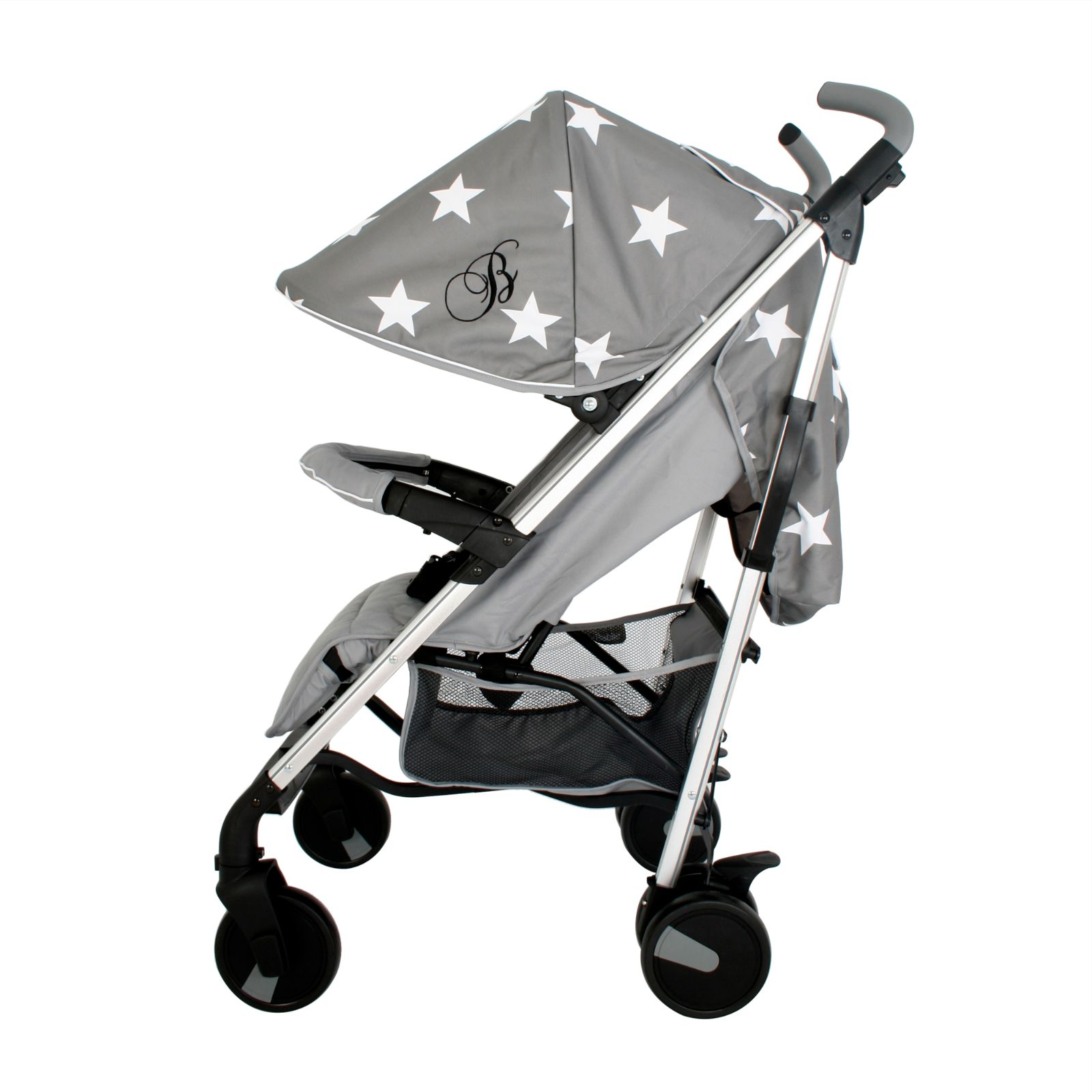 my babiie mb51 stroller billie faiers collection grey. Black Bedroom Furniture Sets. Home Design Ideas