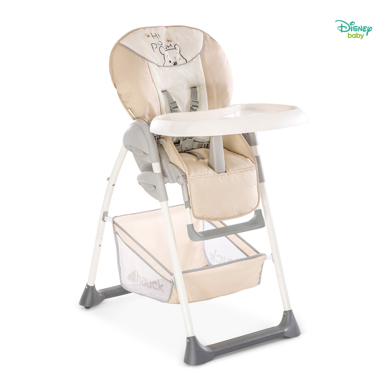 hauck disney sit n relax 2 in 1 highchair pooh cuddles buy at online4baby. Black Bedroom Furniture Sets. Home Design Ideas