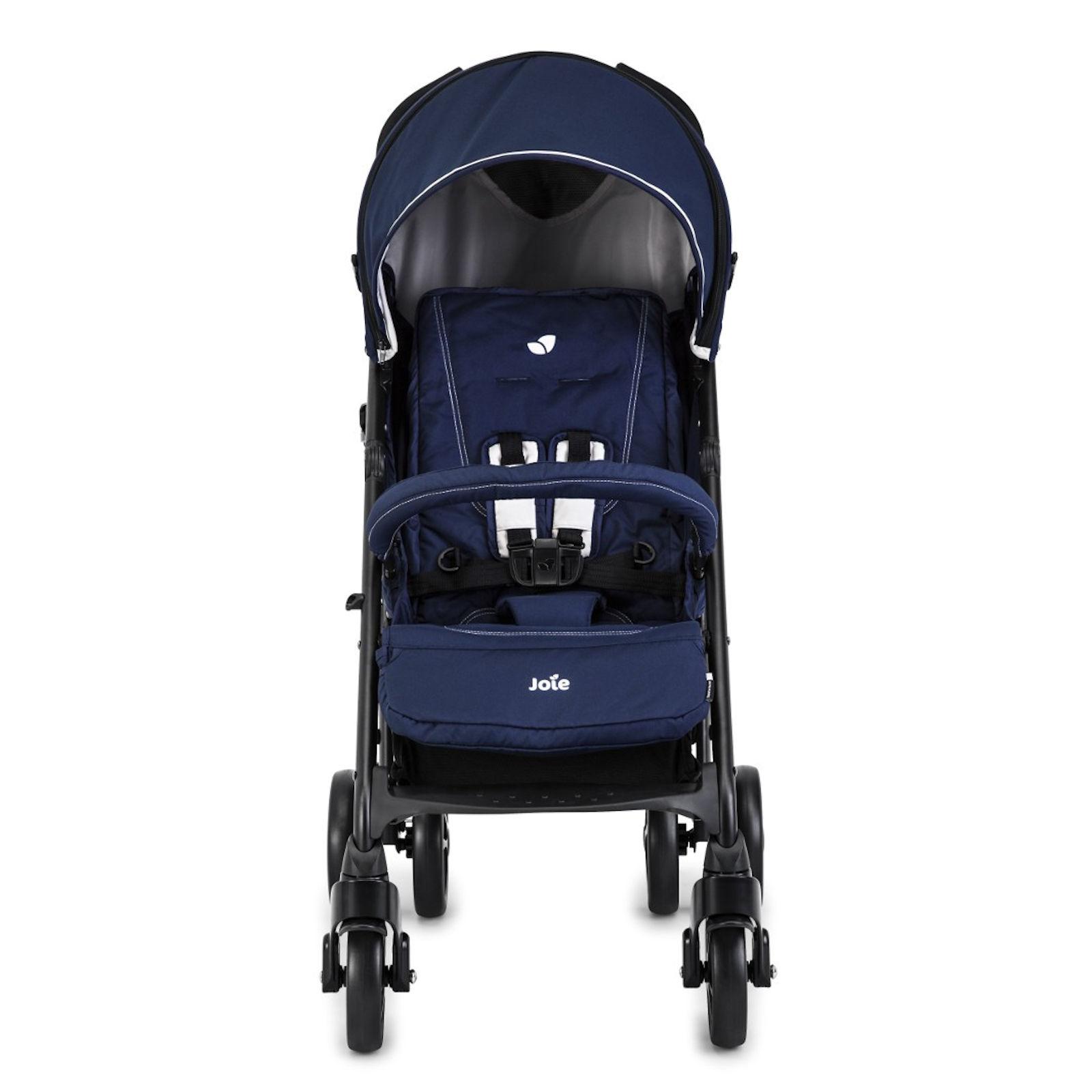 Joie Brisk LX Stroller / Pushchair With Footmuff ...