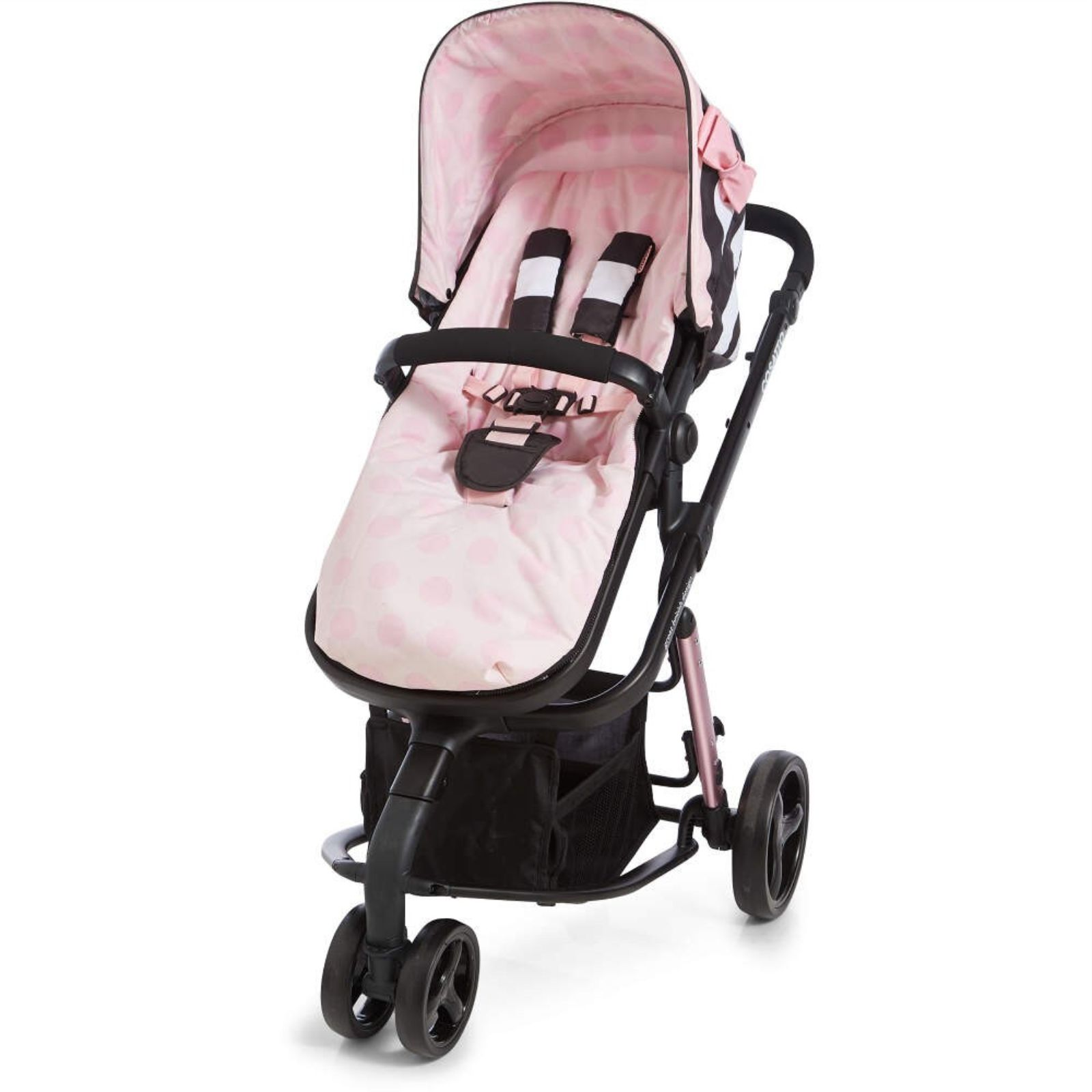 Cosatto Giggle 2 Combi 3 In 1 Travel System Go Lightly 3