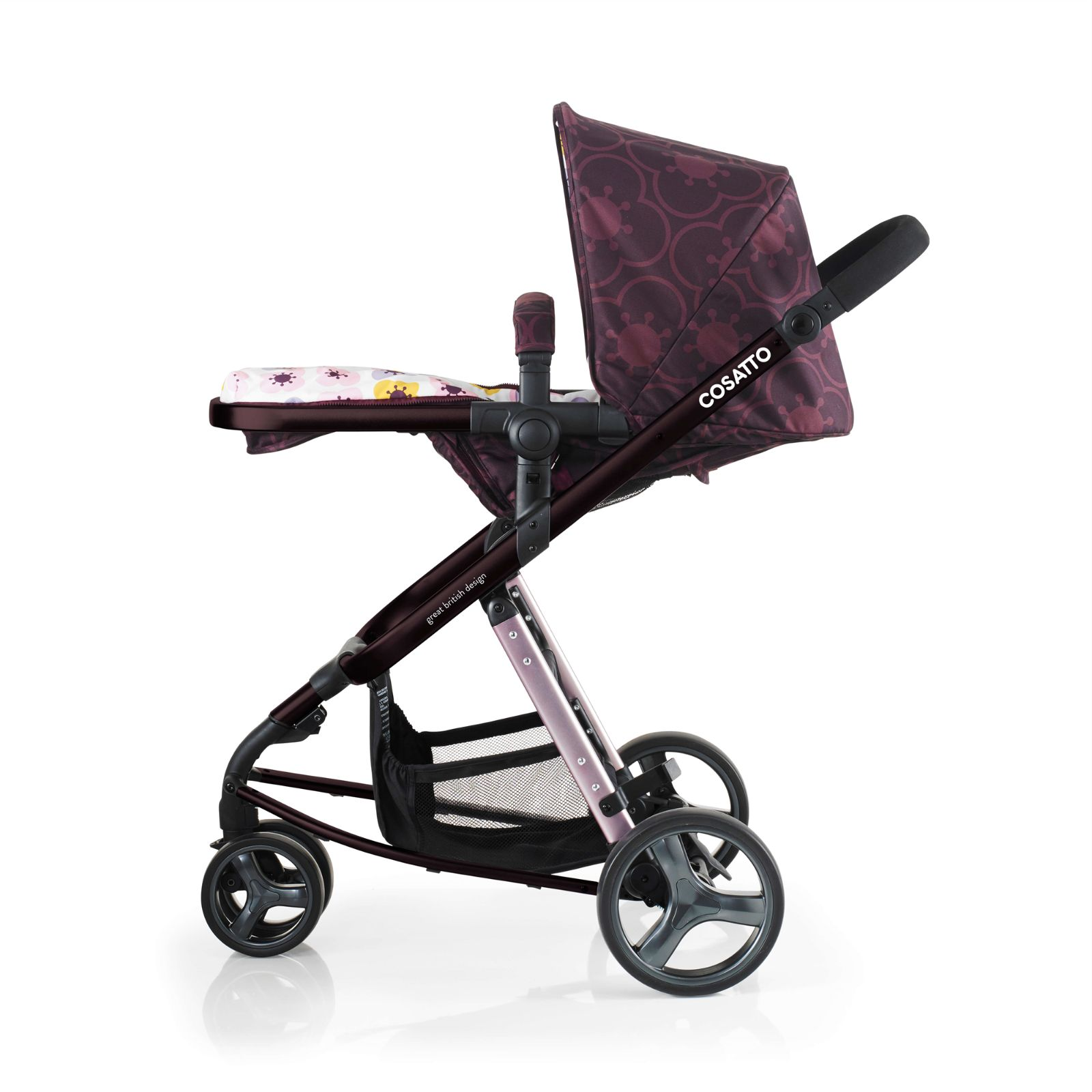 Cosatto Giggle  Combi  In  Travel System