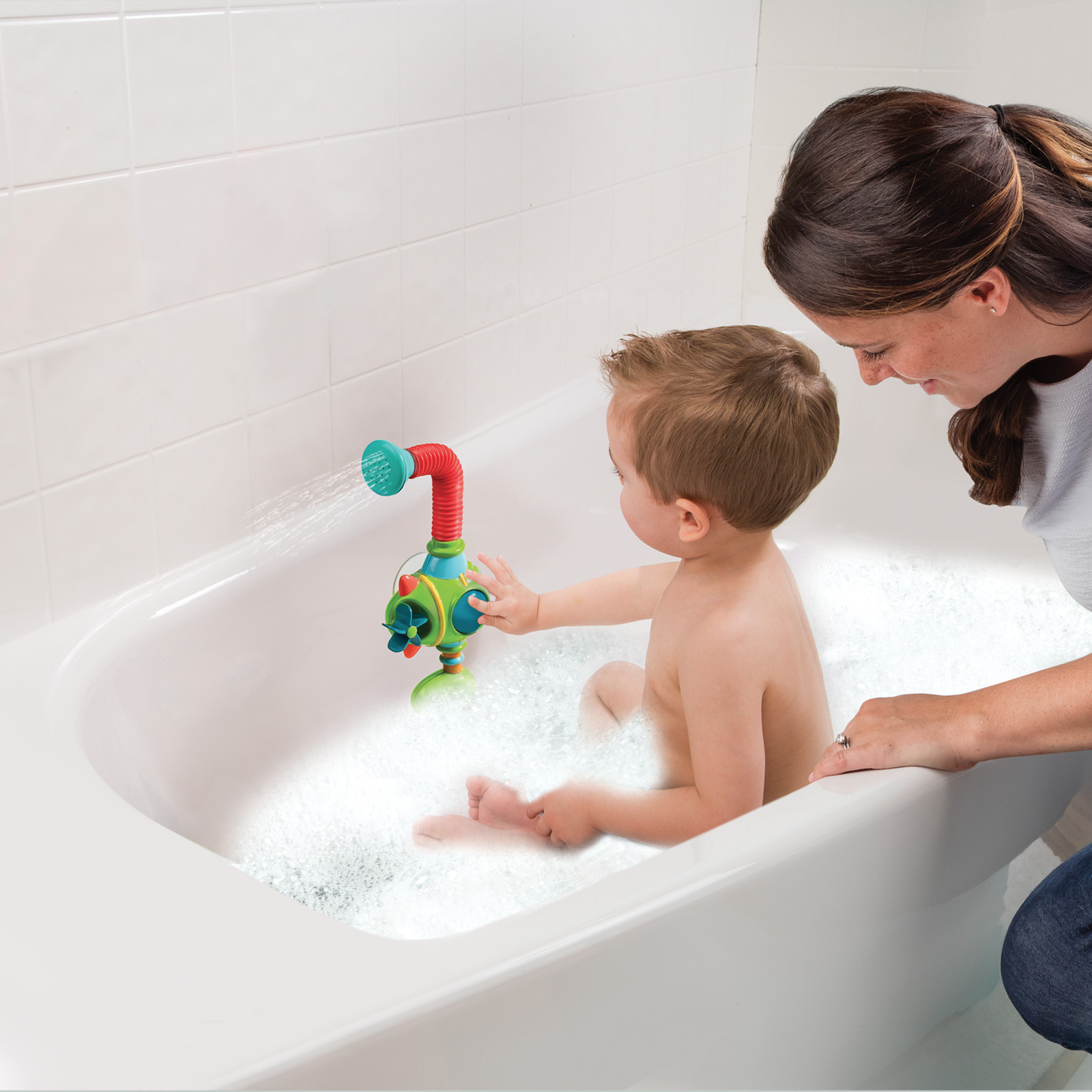 Summer Infant My Fun Tub Baby Bath Seat With Sprayer