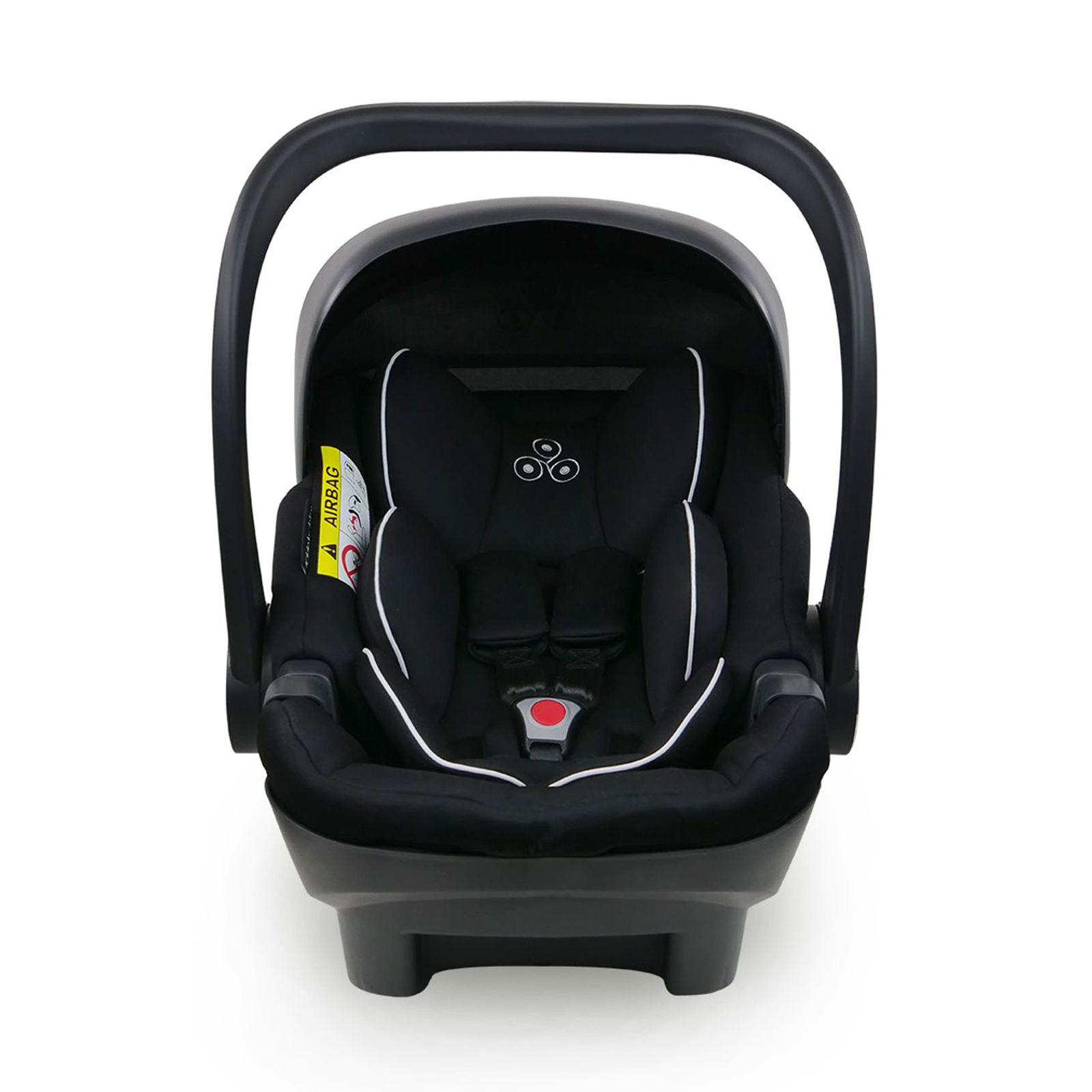 Ickle bubba Stomp V3 All In One i-Size (Mercury) Travel ...