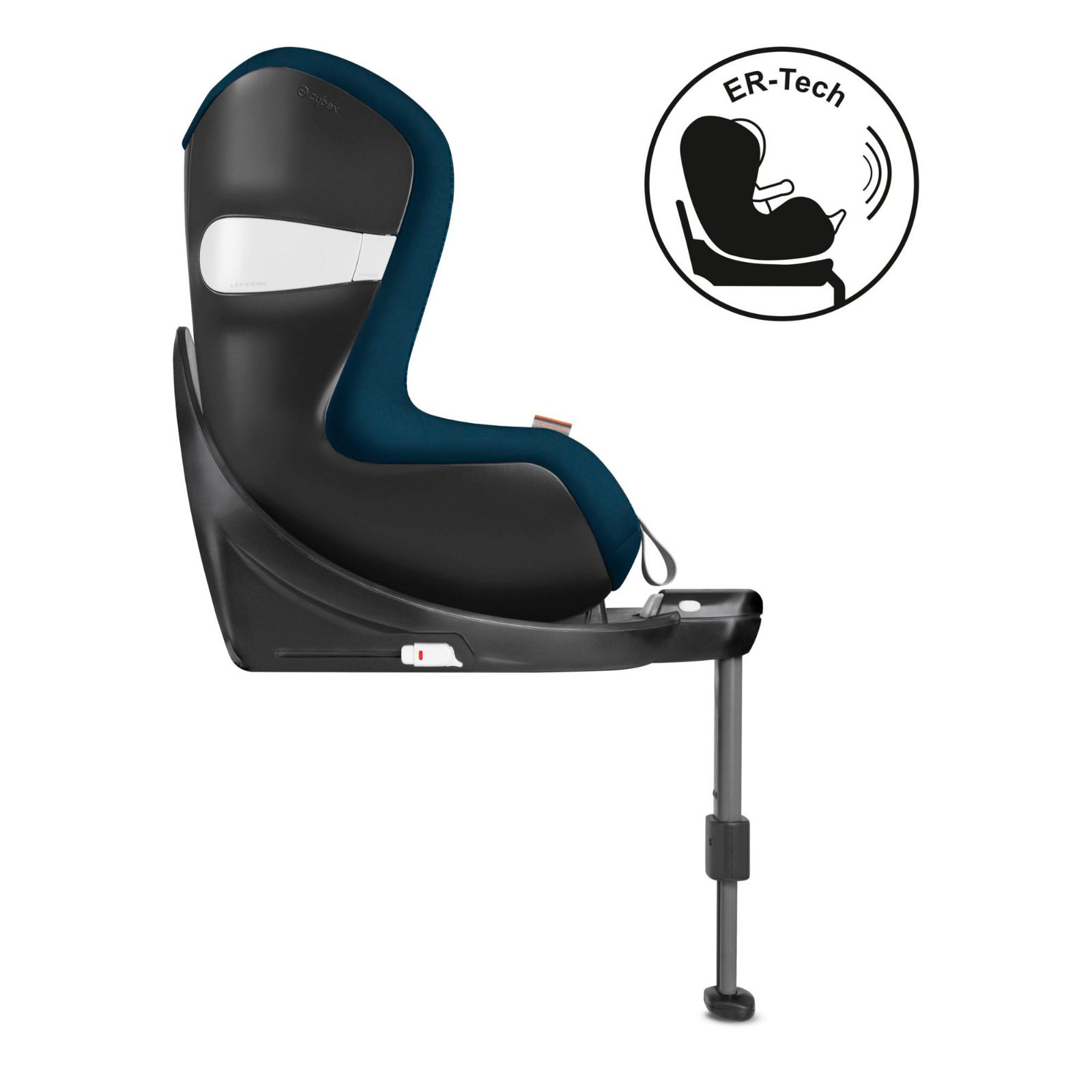 cybex sirona m2 i size car seat inc base m urban black. Black Bedroom Furniture Sets. Home Design Ideas
