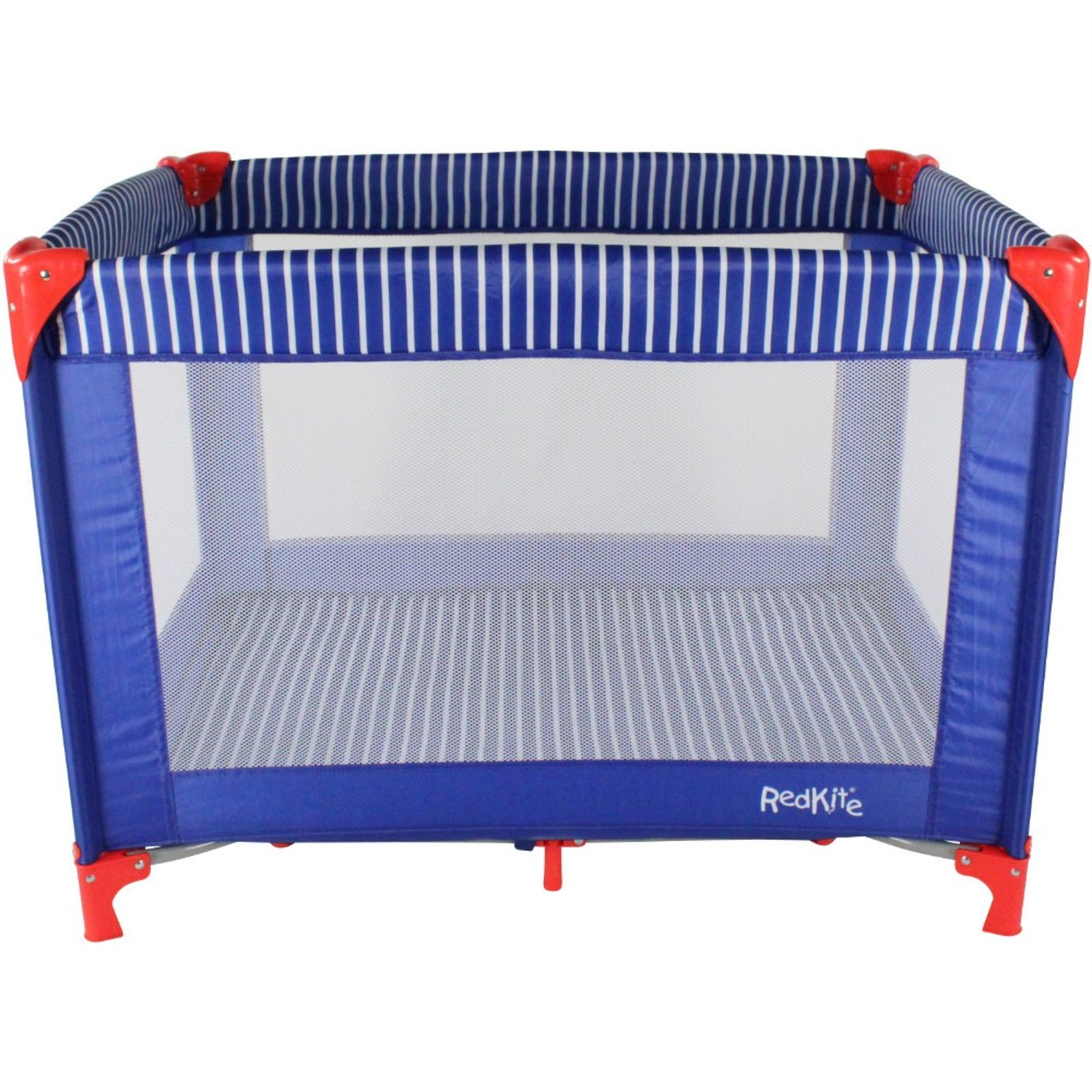 red kite sleeptight travel cot ships ahoy buy at. Black Bedroom Furniture Sets. Home Design Ideas