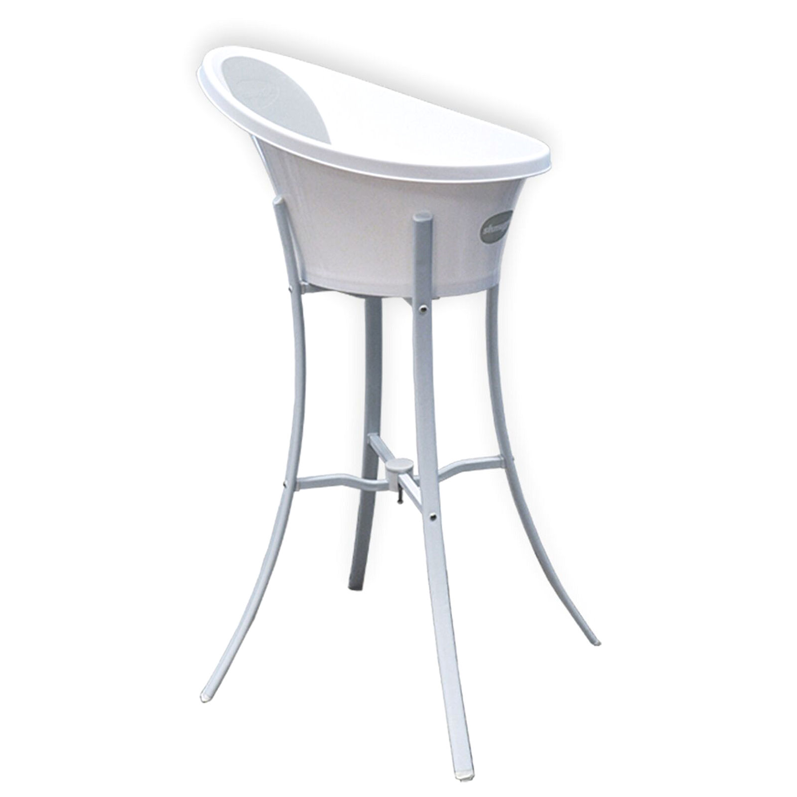 Shnuggle Folding Baby Bath Stand - White | Buy at Online4baby