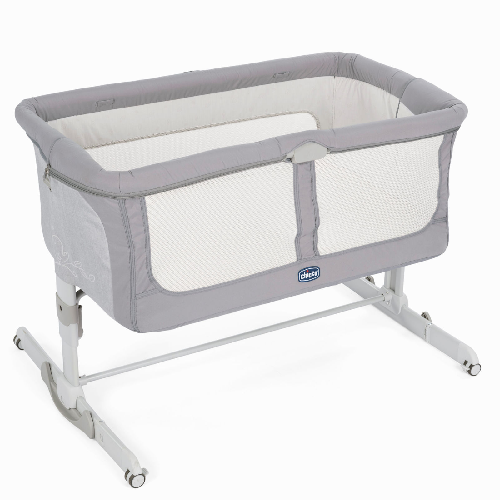Chicco Next2me Dream Bedside Crib With 2 Fitted Sheets