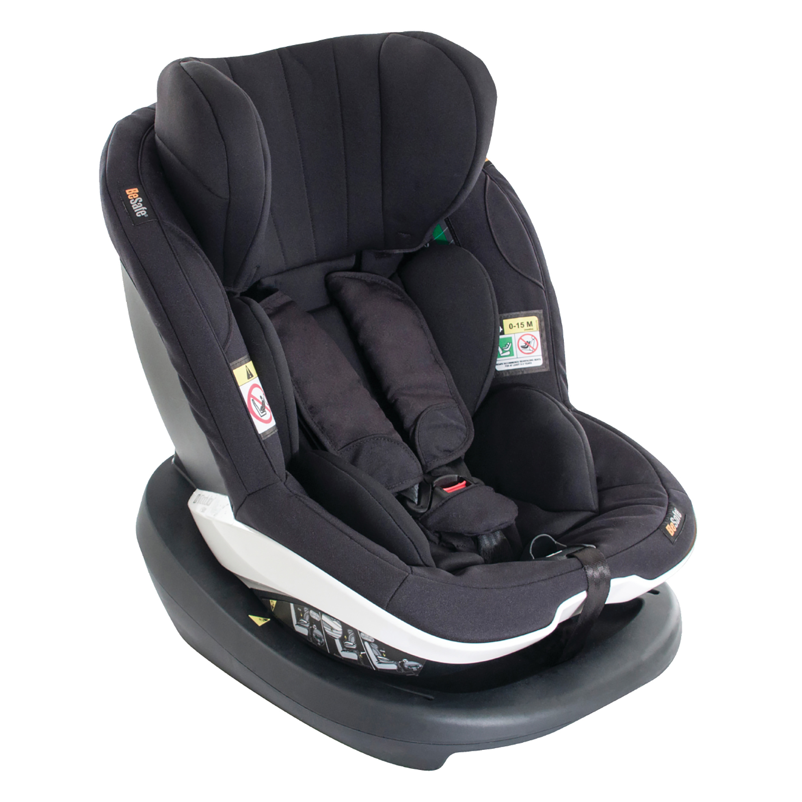 besafe izi modular i size car seat isofix base black. Black Bedroom Furniture Sets. Home Design Ideas