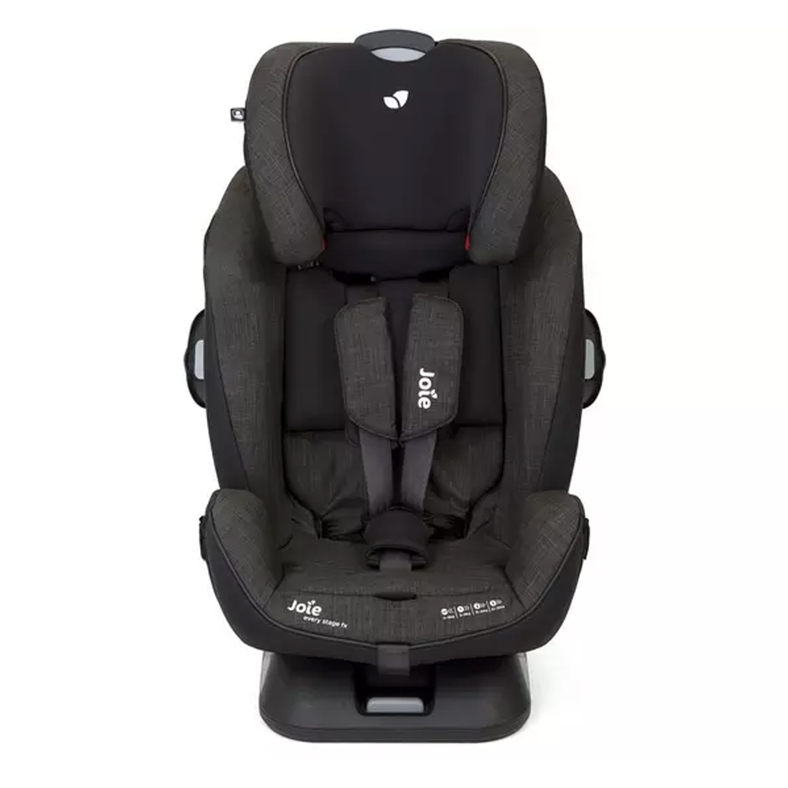 Joie Every Stage FX Isofix Group 0+,1,2,3 Car Seat - Flint ...