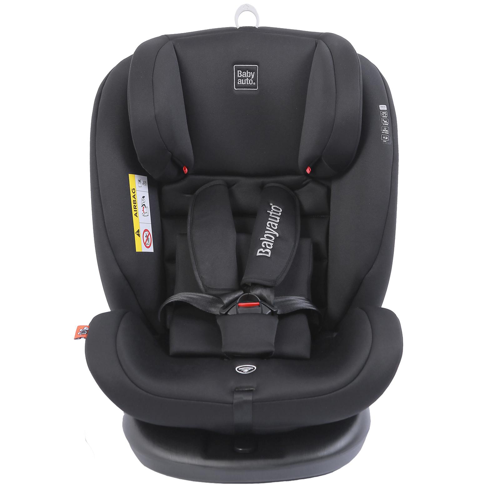 Babyauto Volta Spin 360 Group 0+1/2/3 ISOFIX Car Seat ...