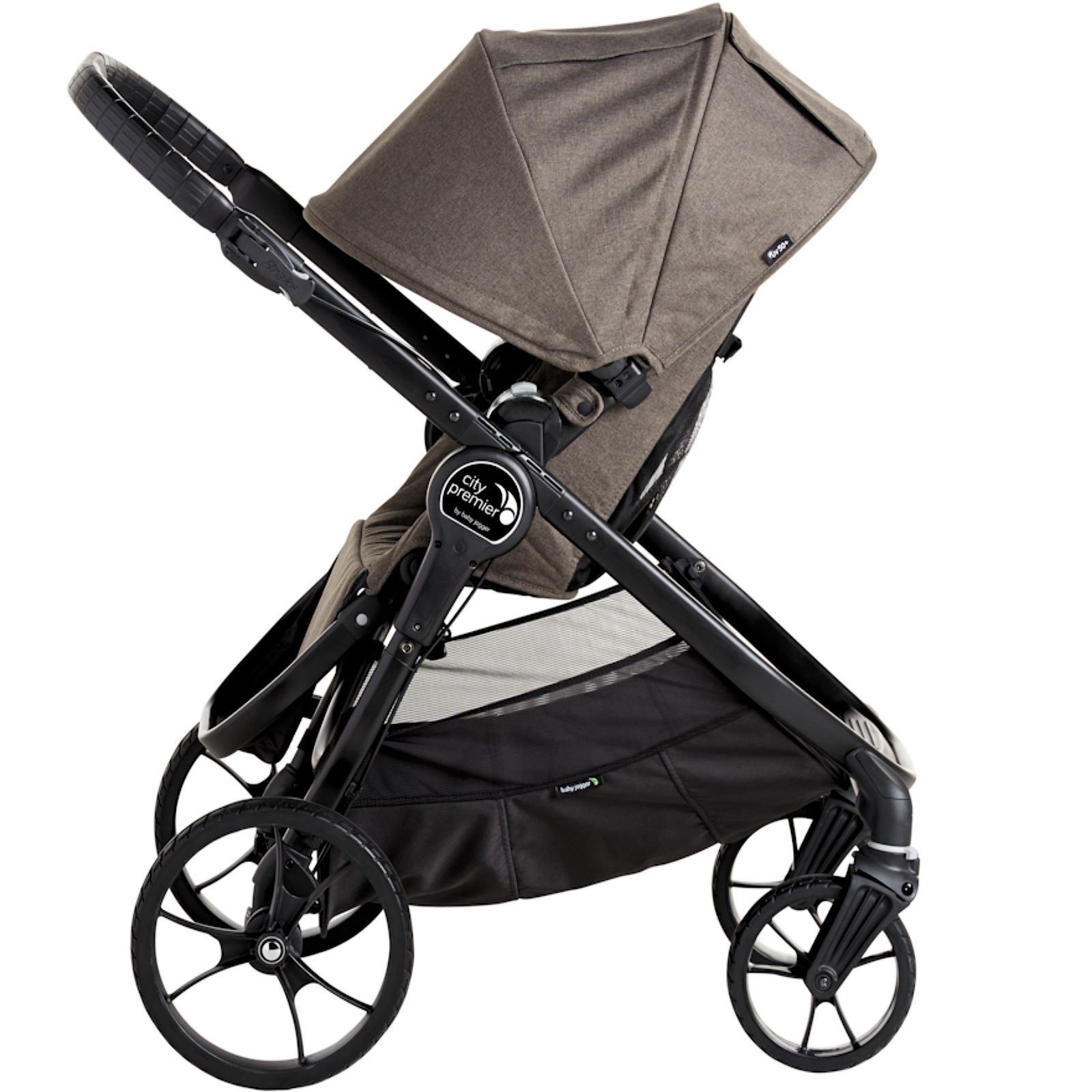 New Baby Jogger City Premier Pushchair Stroller Taupe