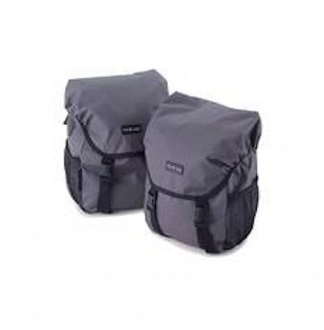 Phil & Teds Pannier Bags (Qty 2) - Charcoal