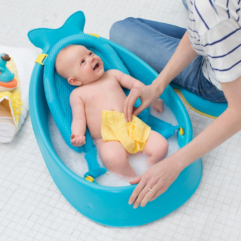 Skip Hop Moby Smart Sling 3 Stage Bathtub Buy At Online4baby