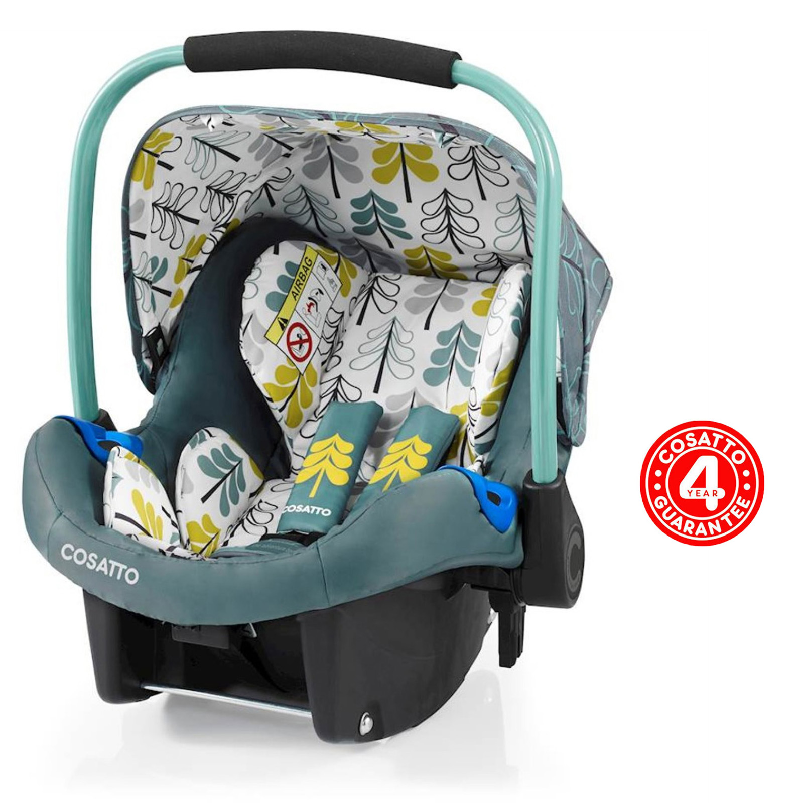 Cosatto Port Group 0+ Car Seat - Fjord   Buy at Online4baby
