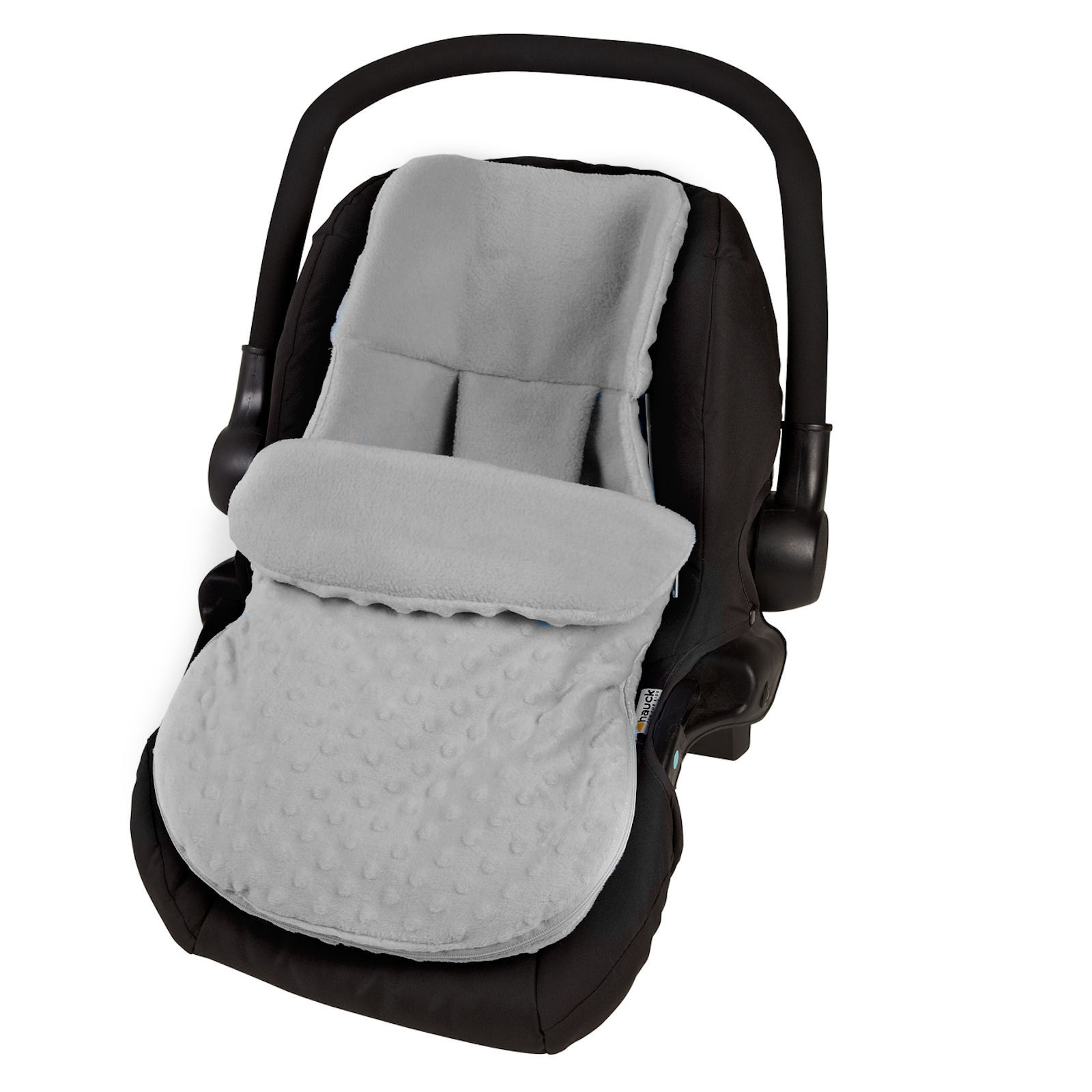 4Baby Car Seat Foot - Dimple Grey | Buy at Online4baby