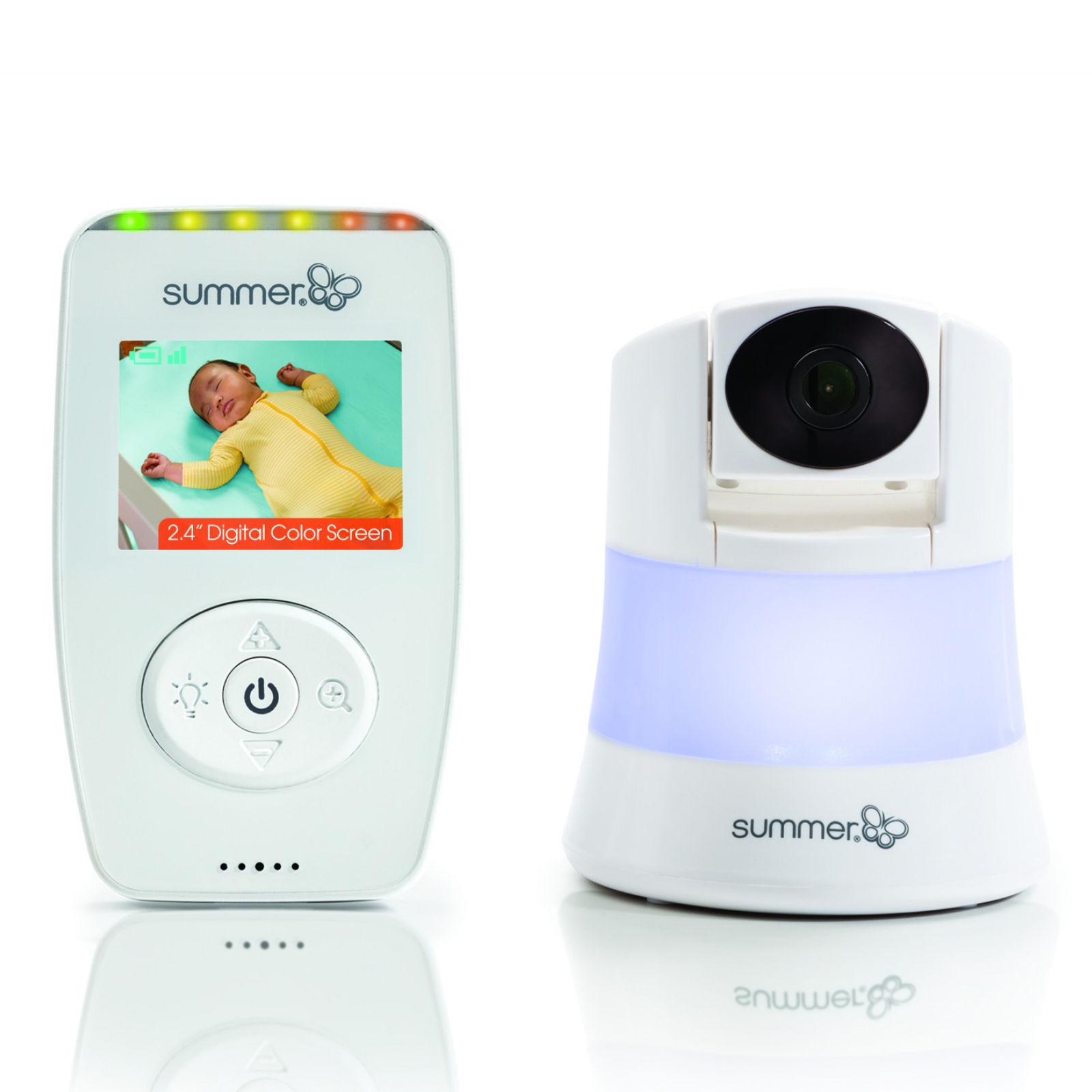 Summer Infant Sure Sight 2 0 Digital Video Baby Monitor