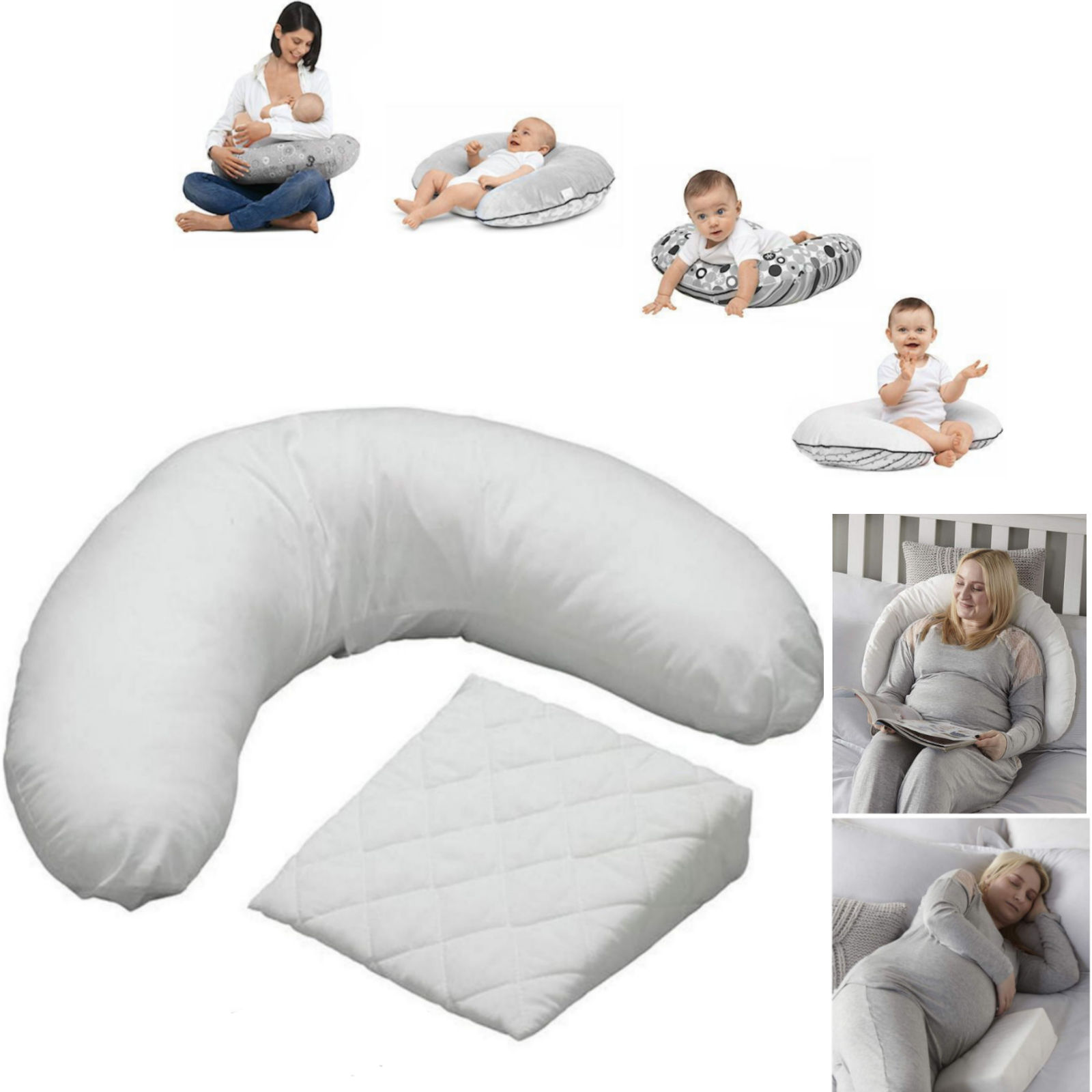 Spend for a Maternity Support Pillow