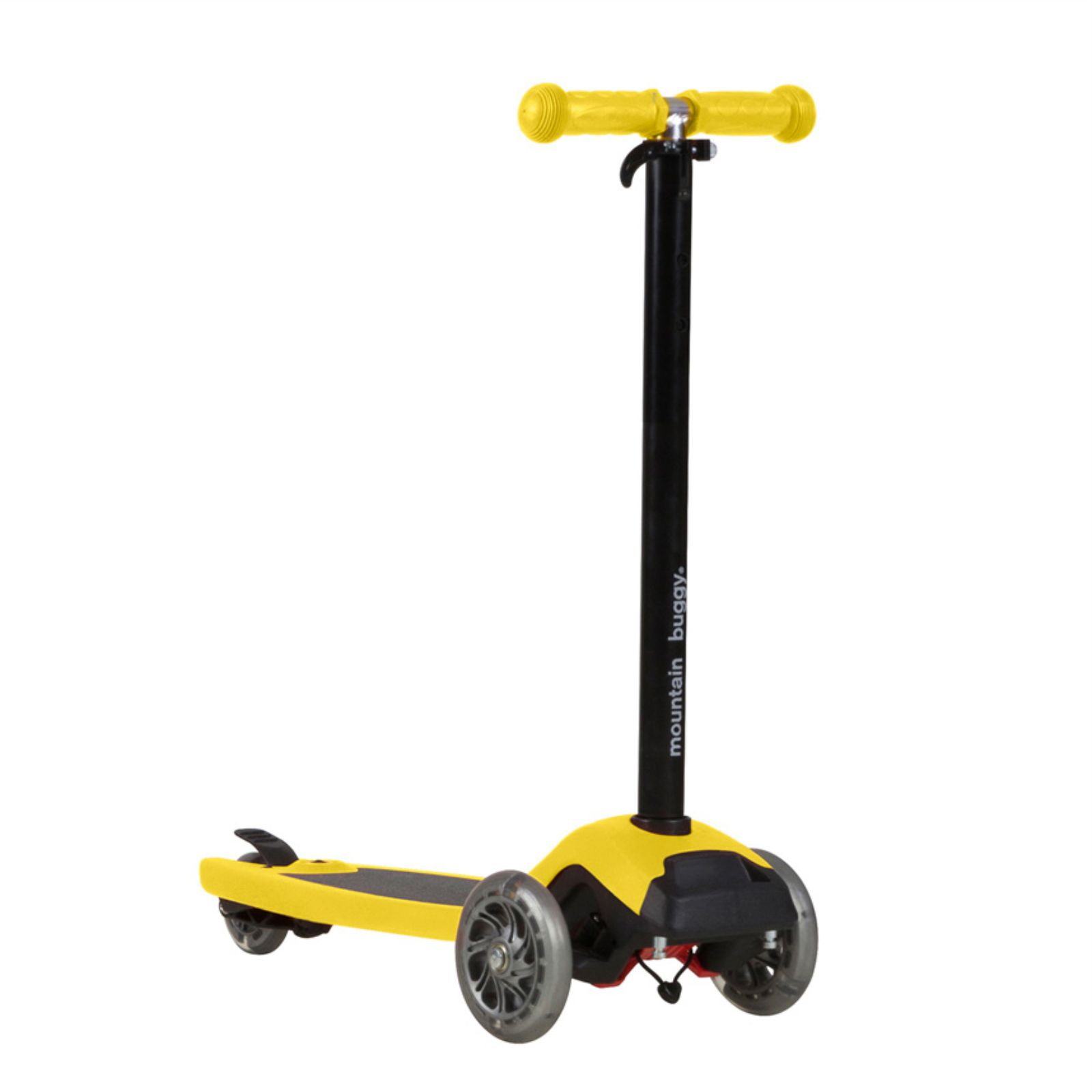 Mountain Buggy Freerider Stroller Board Scooter Yellow