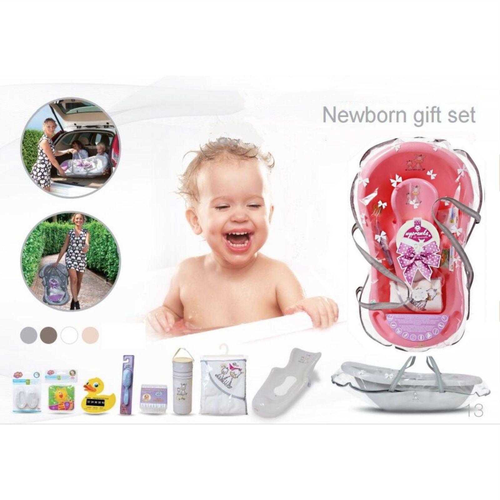 Maltex Baby Bath Gift Set With Accessories - Zebra Pink | Buy at ...