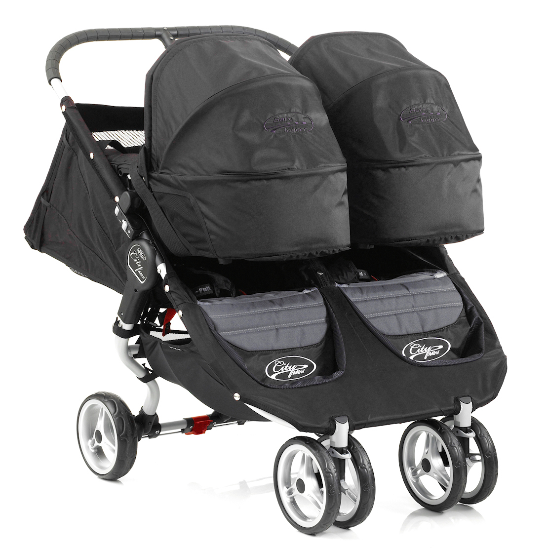 baby jogger city mini gt double pram carrycot raincover buy at online4baby. Black Bedroom Furniture Sets. Home Design Ideas