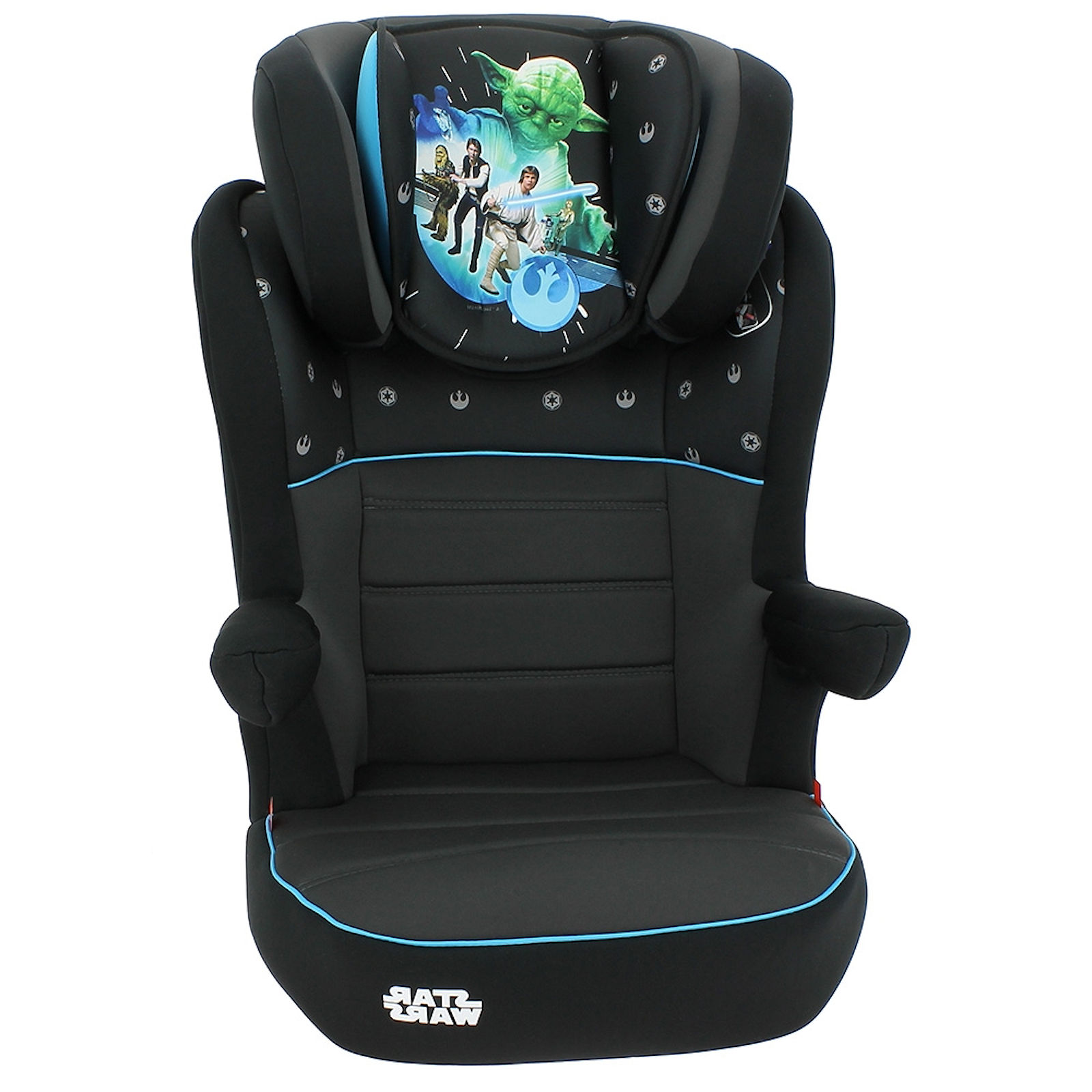 173c85a8449 Nania Deluxe Rway Group 2 3 High Back Booster Car Seat - Luke Skywalker