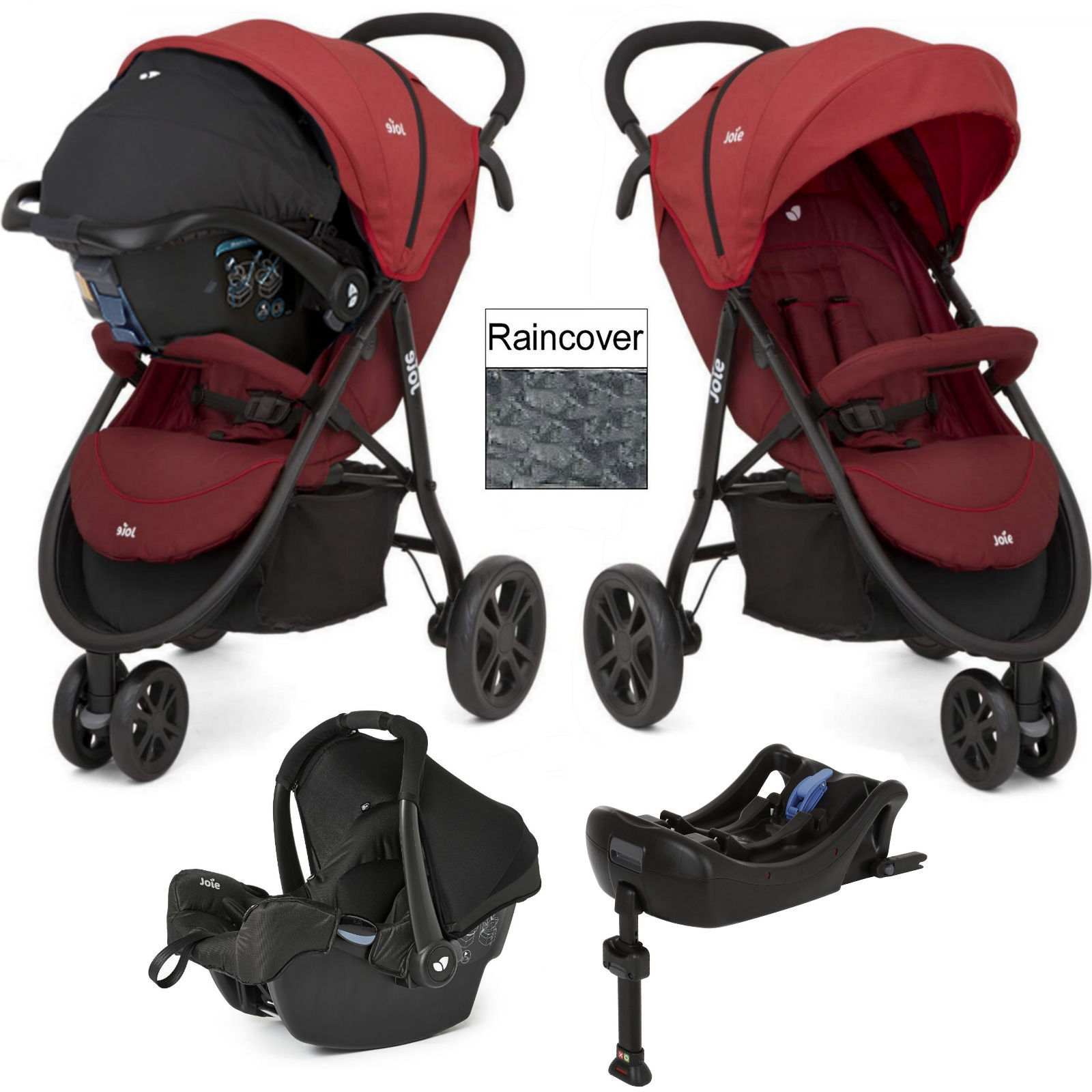 Graco Travel System With Isofix Base