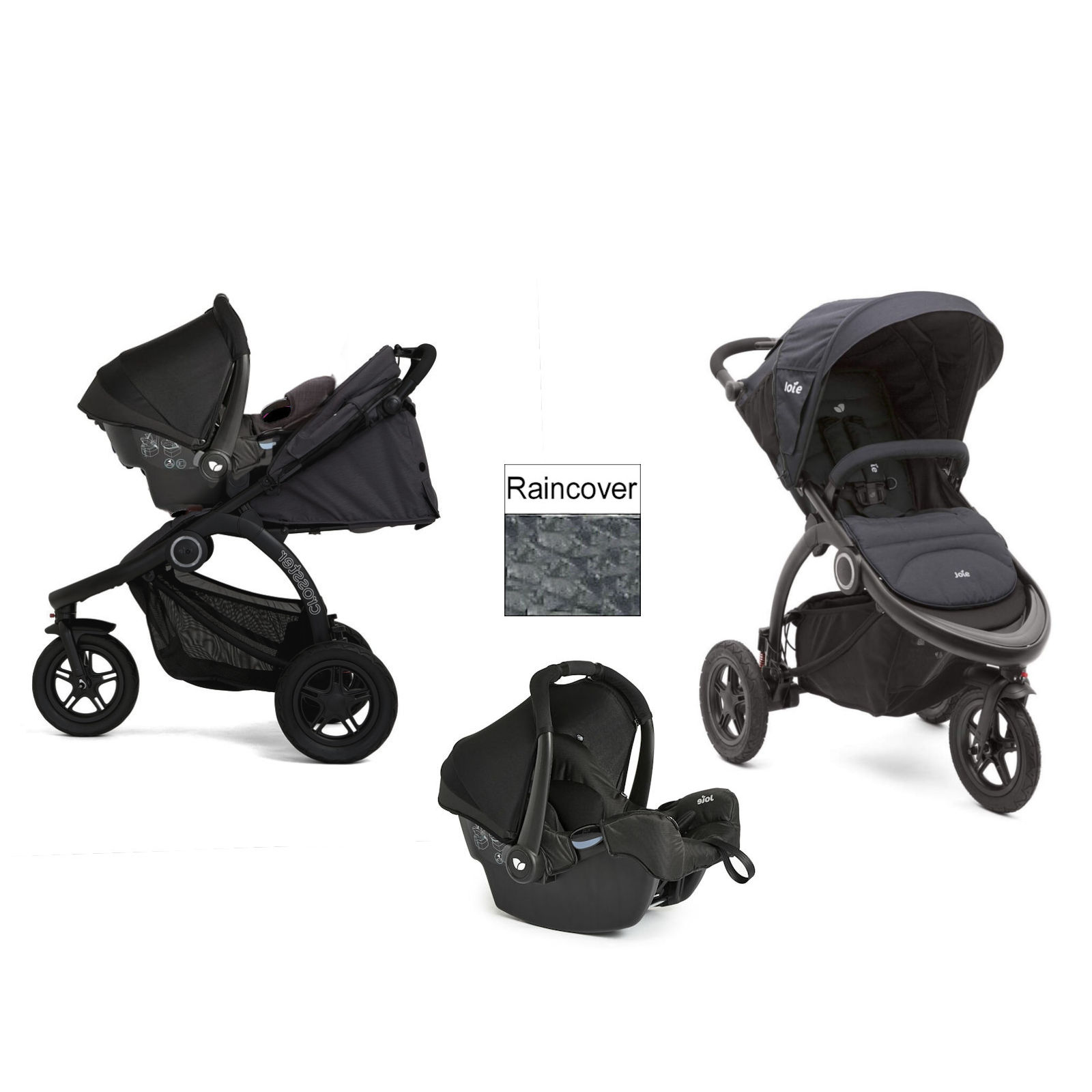Wheeler Travel Systems With Car Seat