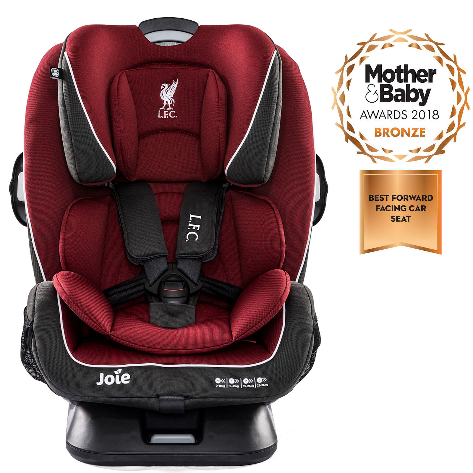 Joie Every Stage FX Isofix Group 0+,1,2,3 Car Seat - LFC | Buy at ...