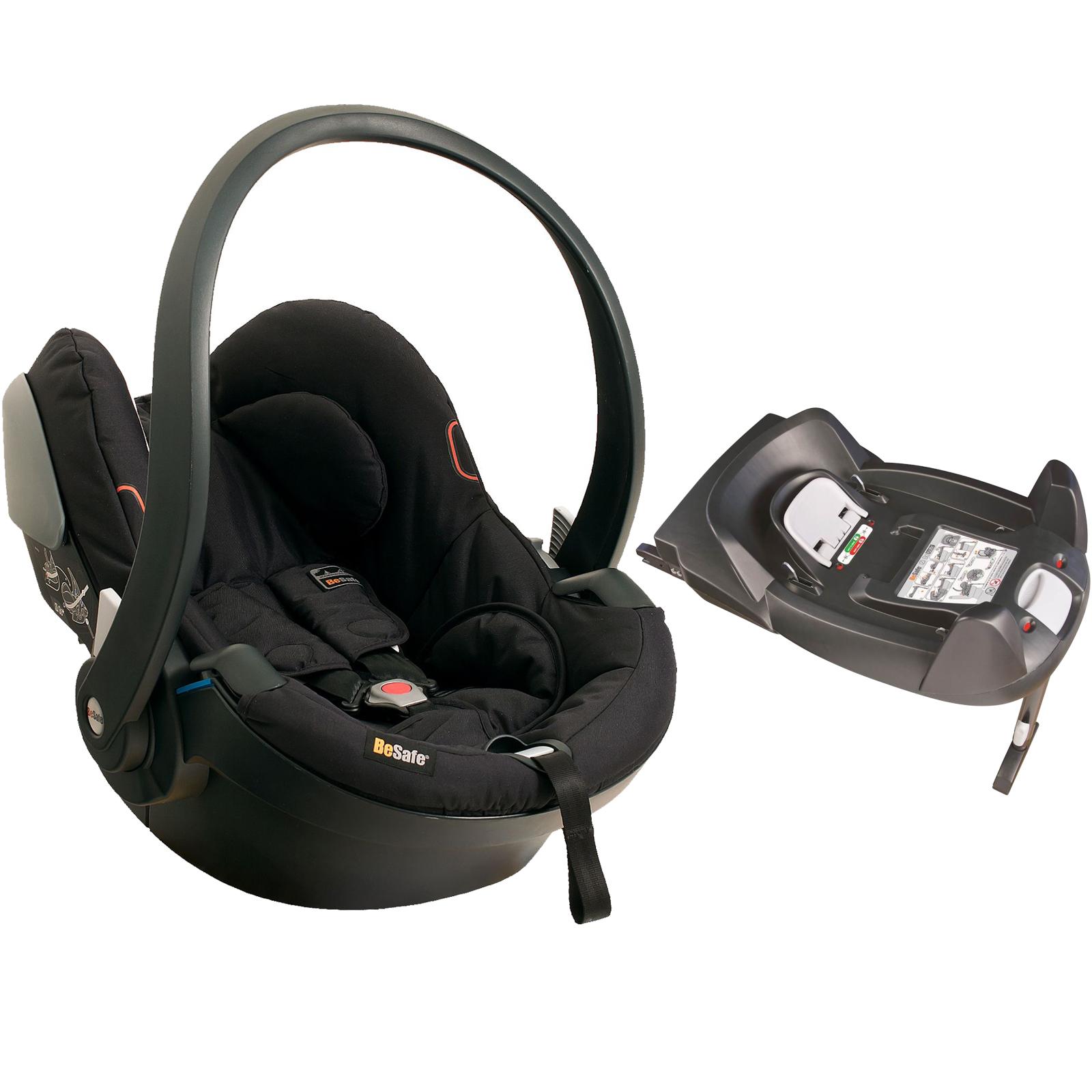 besafe izi go x1 group 0 car seat isofix safety base. Black Bedroom Furniture Sets. Home Design Ideas