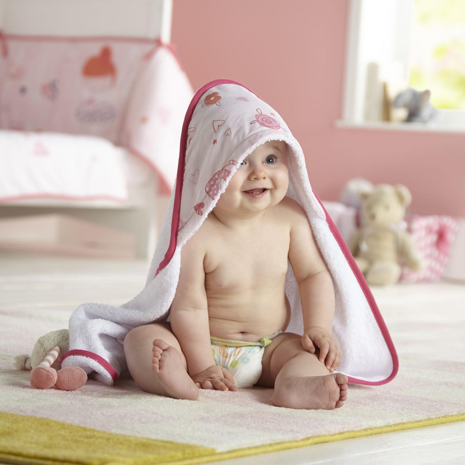 Clair De Lune Luxury Hooded Towel - Tippy Toes