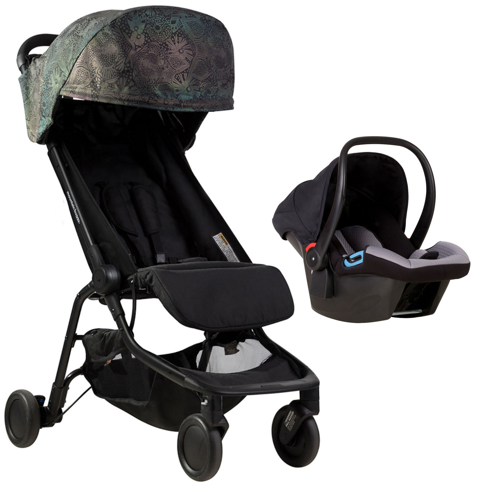 Mountain Buggy Special Edition Nano Travel System - Year Of The Dog ...