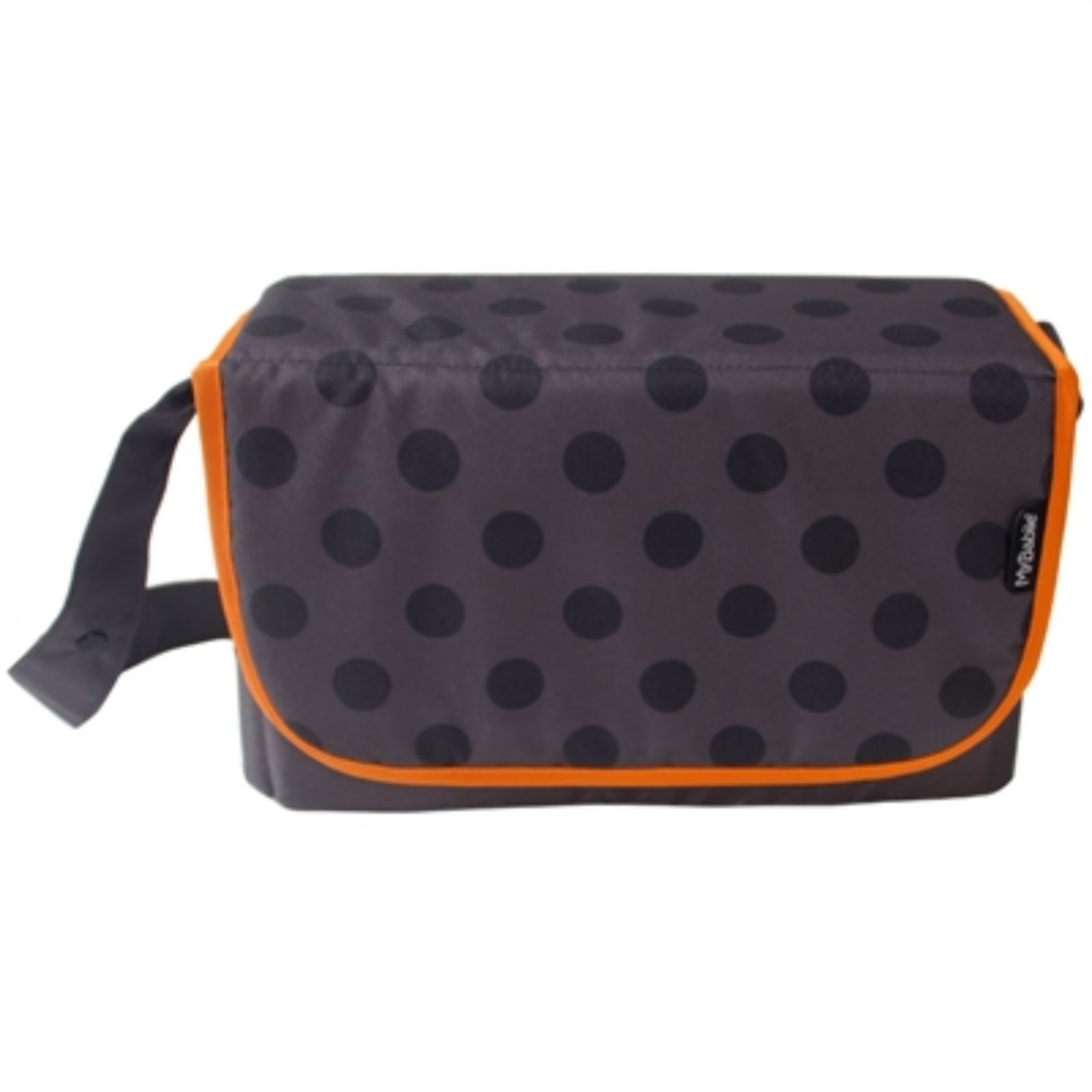 8f5277ca30978 My Babiie Changing Bag - Grey Polka | Buy at Online4baby