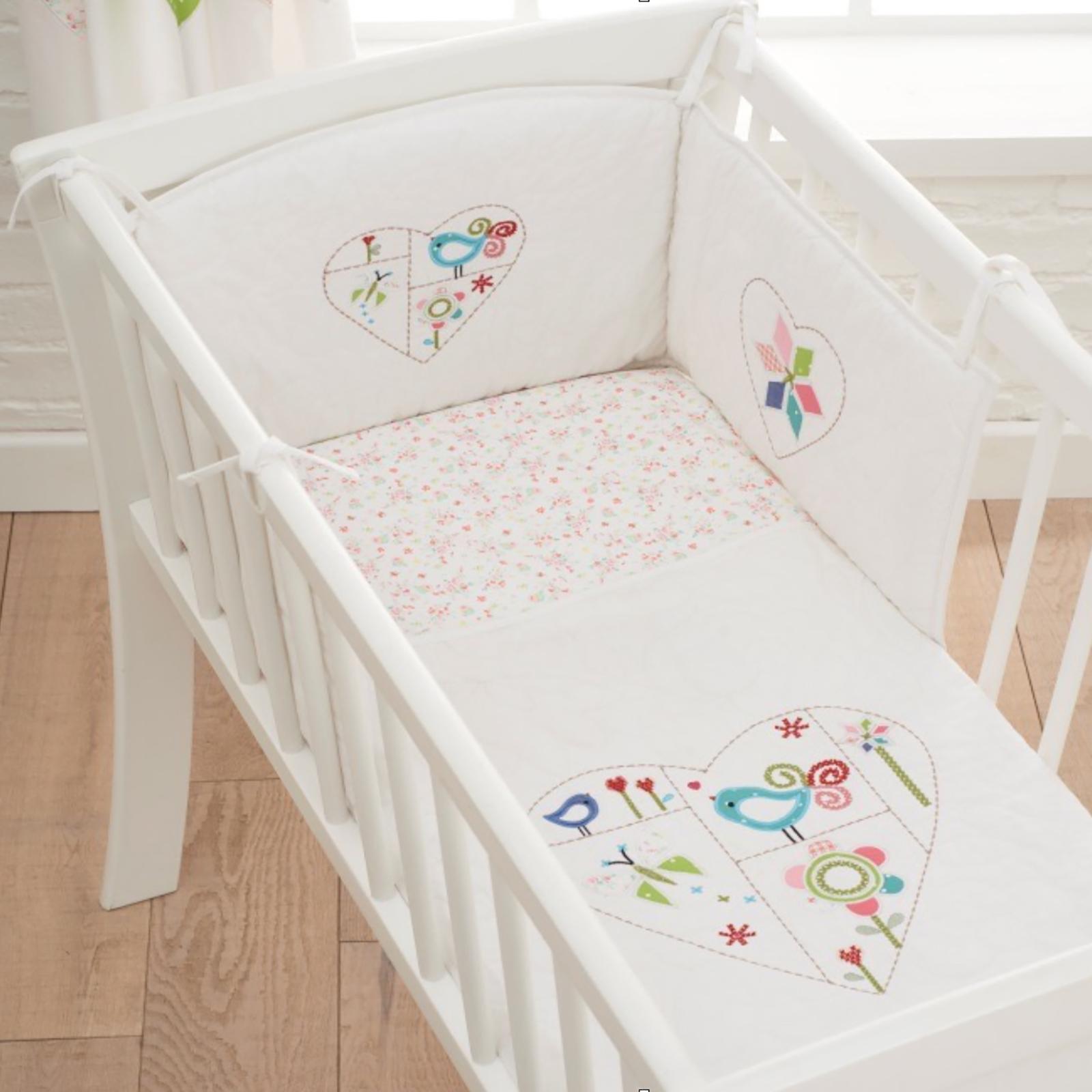 4baby Designer 3 Piece Crib Bedding Set Doodles Buy At Online4baby