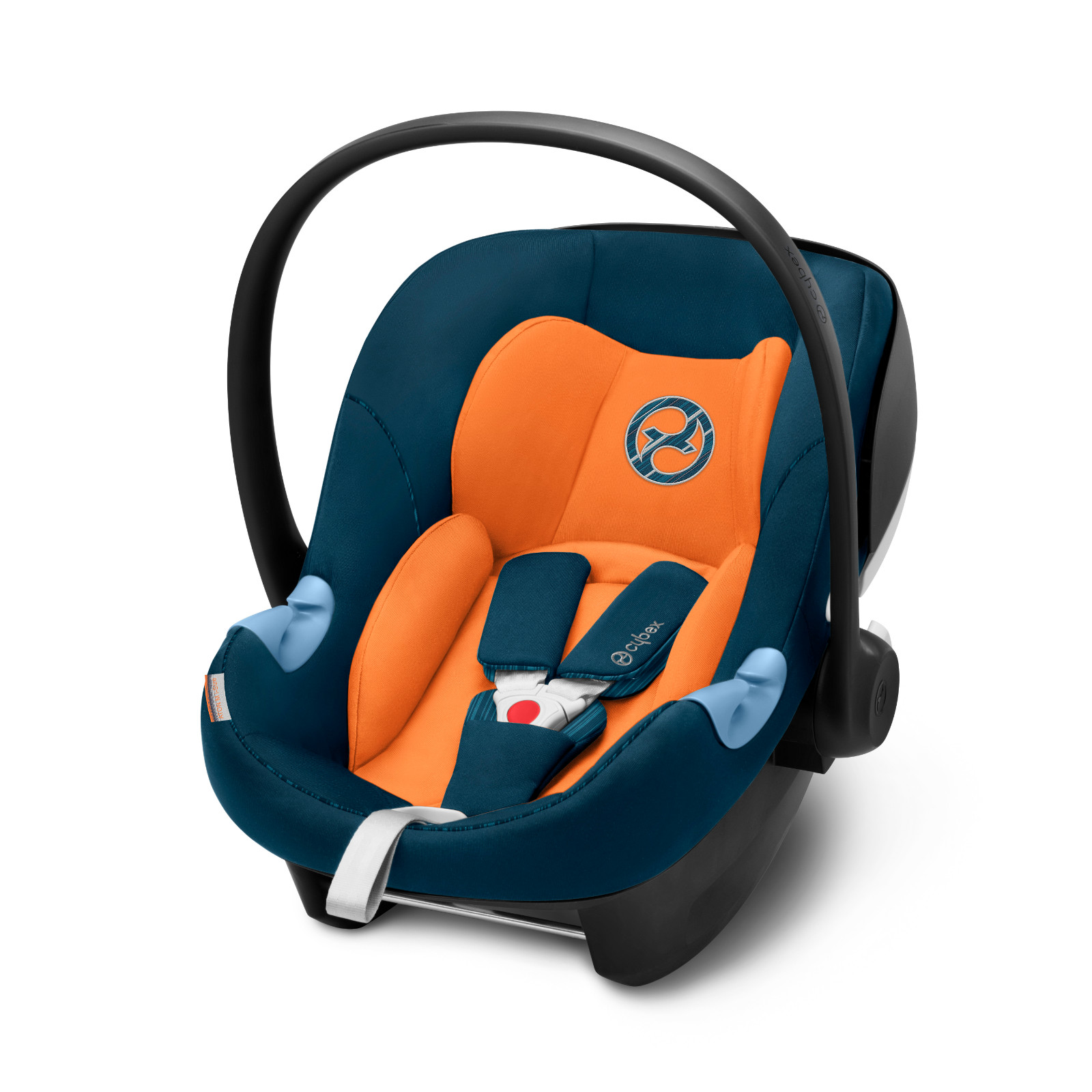 cybex aton m i size car seat tropical blue buy at. Black Bedroom Furniture Sets. Home Design Ideas