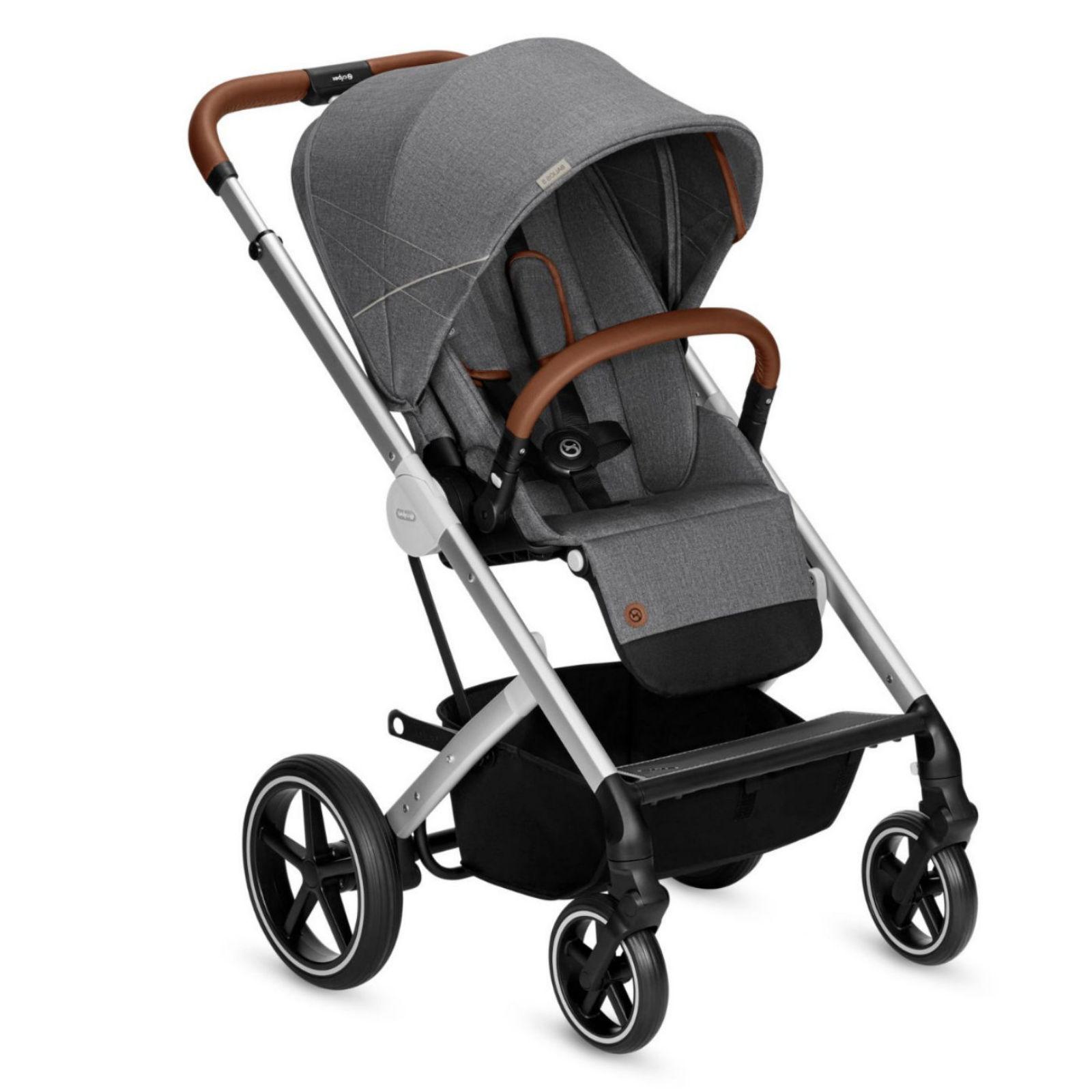 cybex balios s pushchair denim edition manhattan grey buy at online4baby. Black Bedroom Furniture Sets. Home Design Ideas