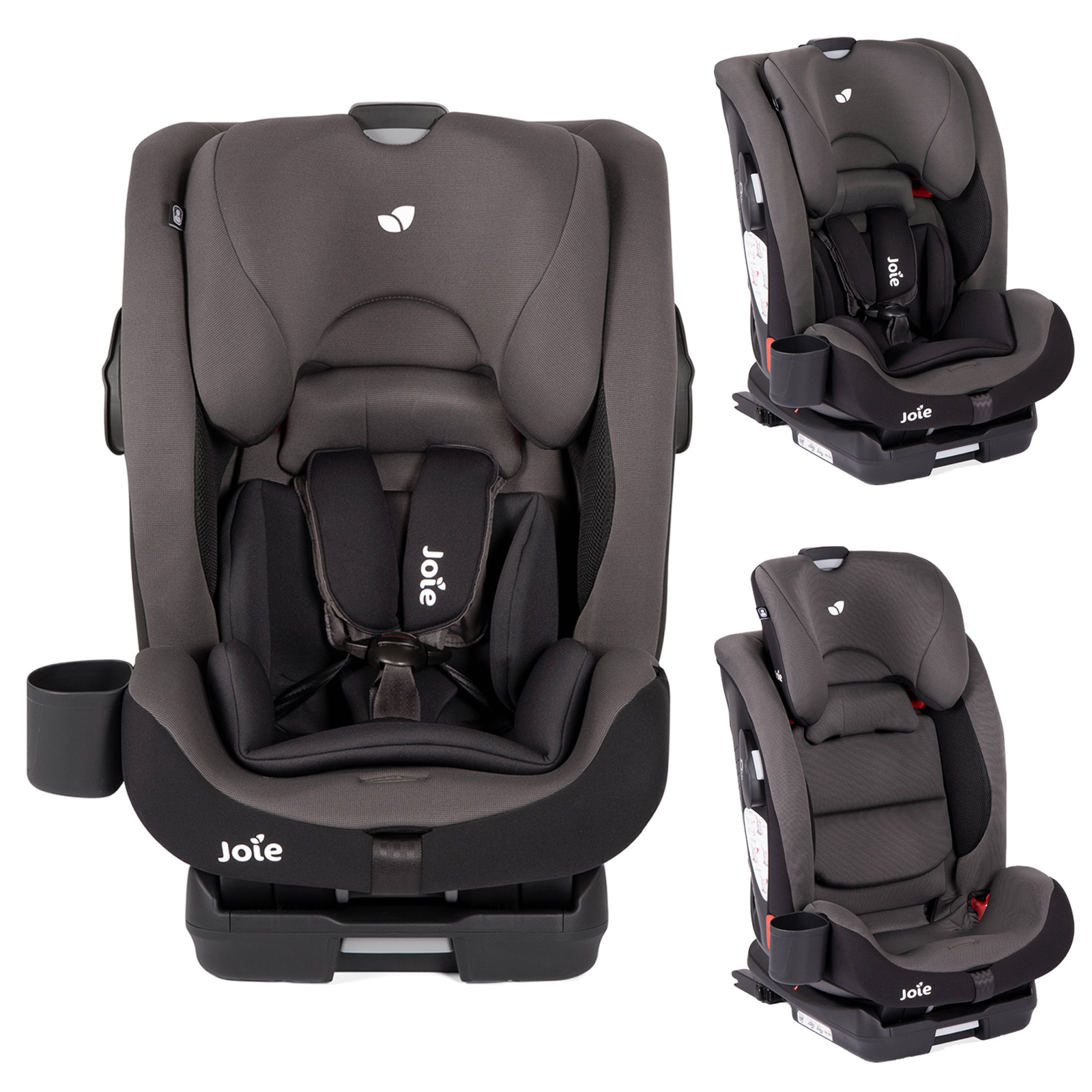 Joie Bold Group 1,2,3 Isofix Car Seat - Ember | Buy at ...