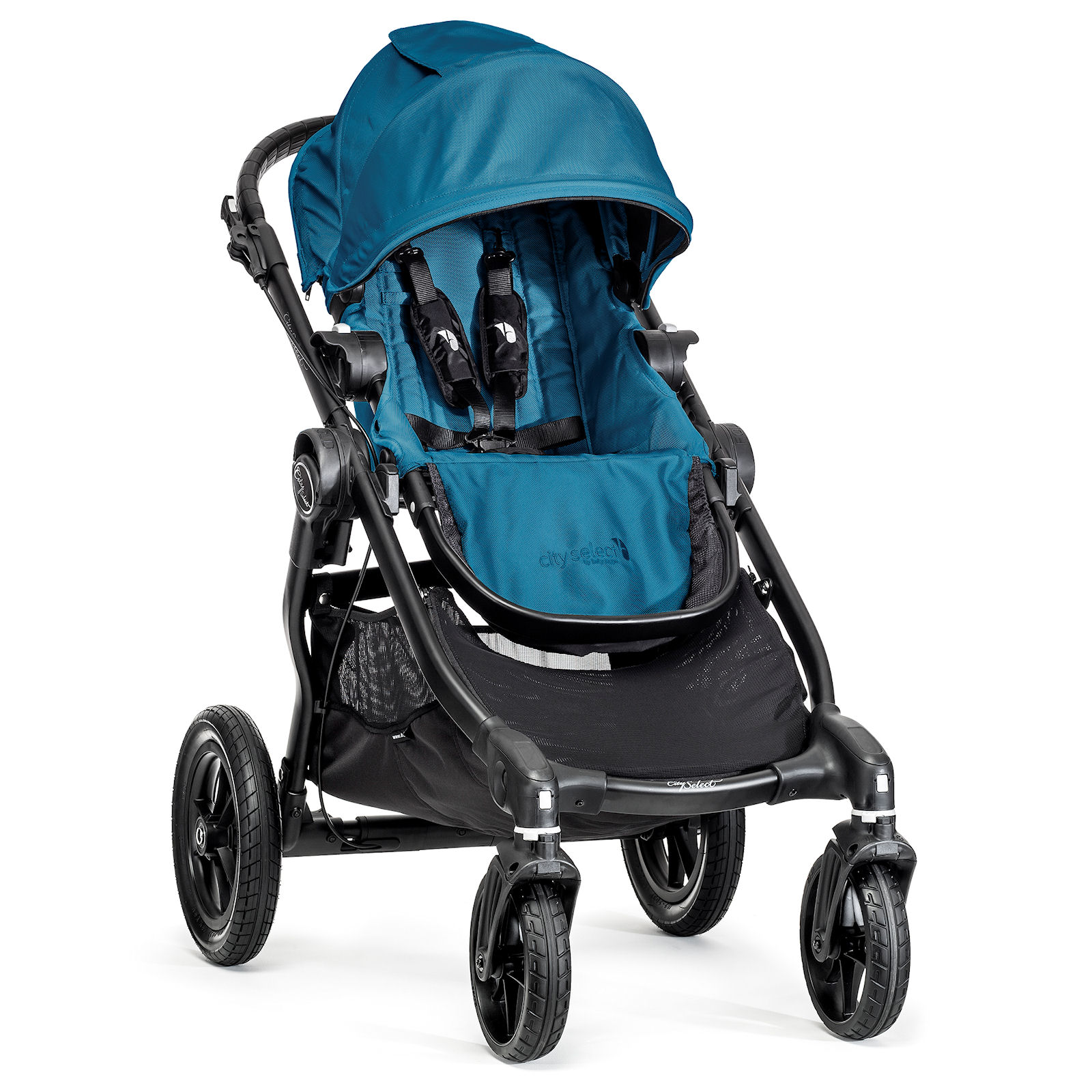 New Baby Jogger City Select Stroller Teal Buy At
